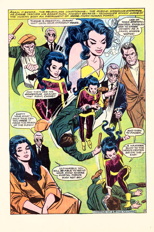 Read online Wonder Woman (1942) comic -  Issue #180 - 11