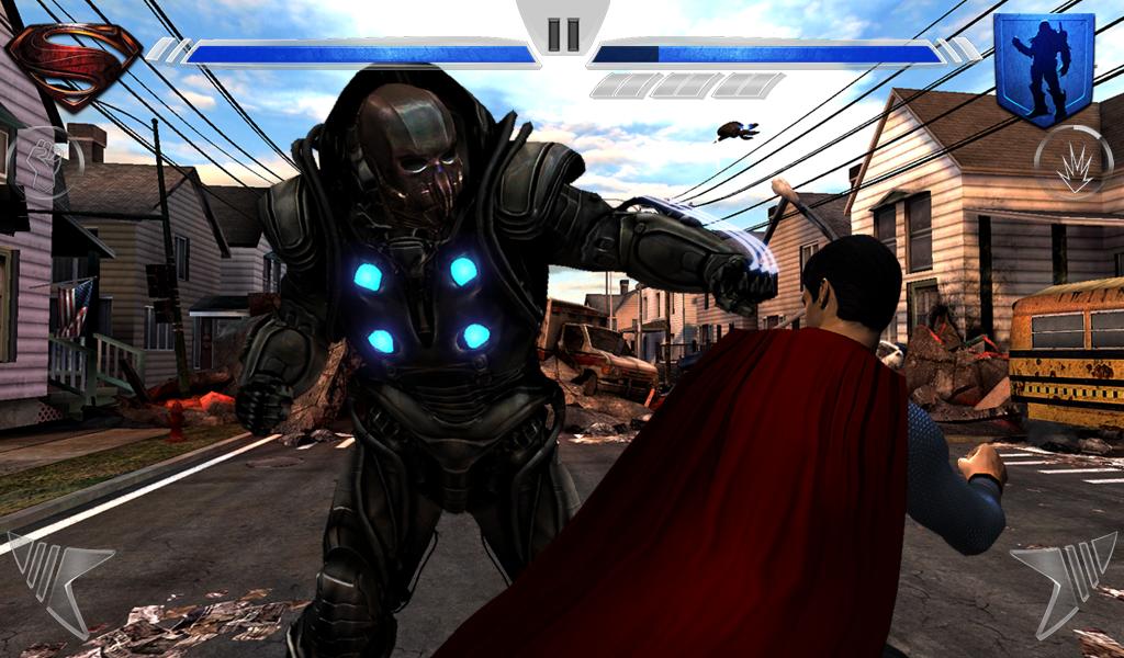 man of steel mod apk