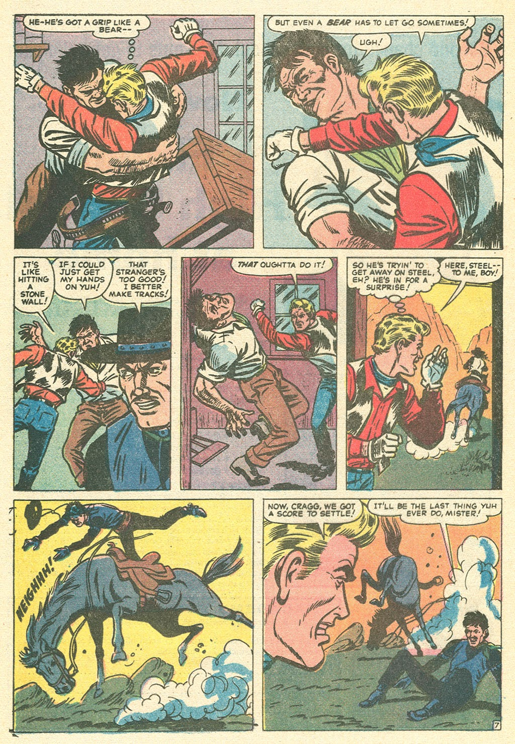 Kid Colt Outlaw issue 151 - Page 12