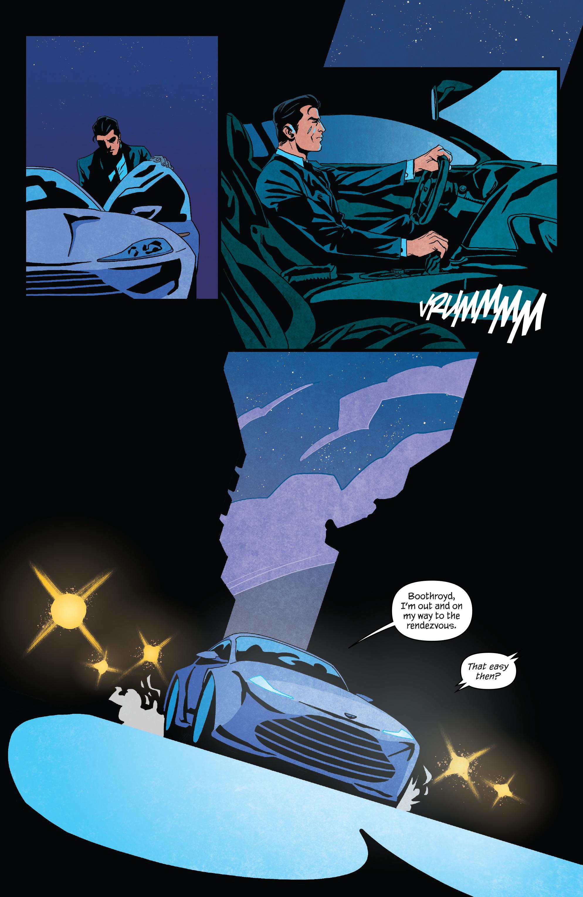 Read online James Bond (2017) comic -  Issue #3 - 22