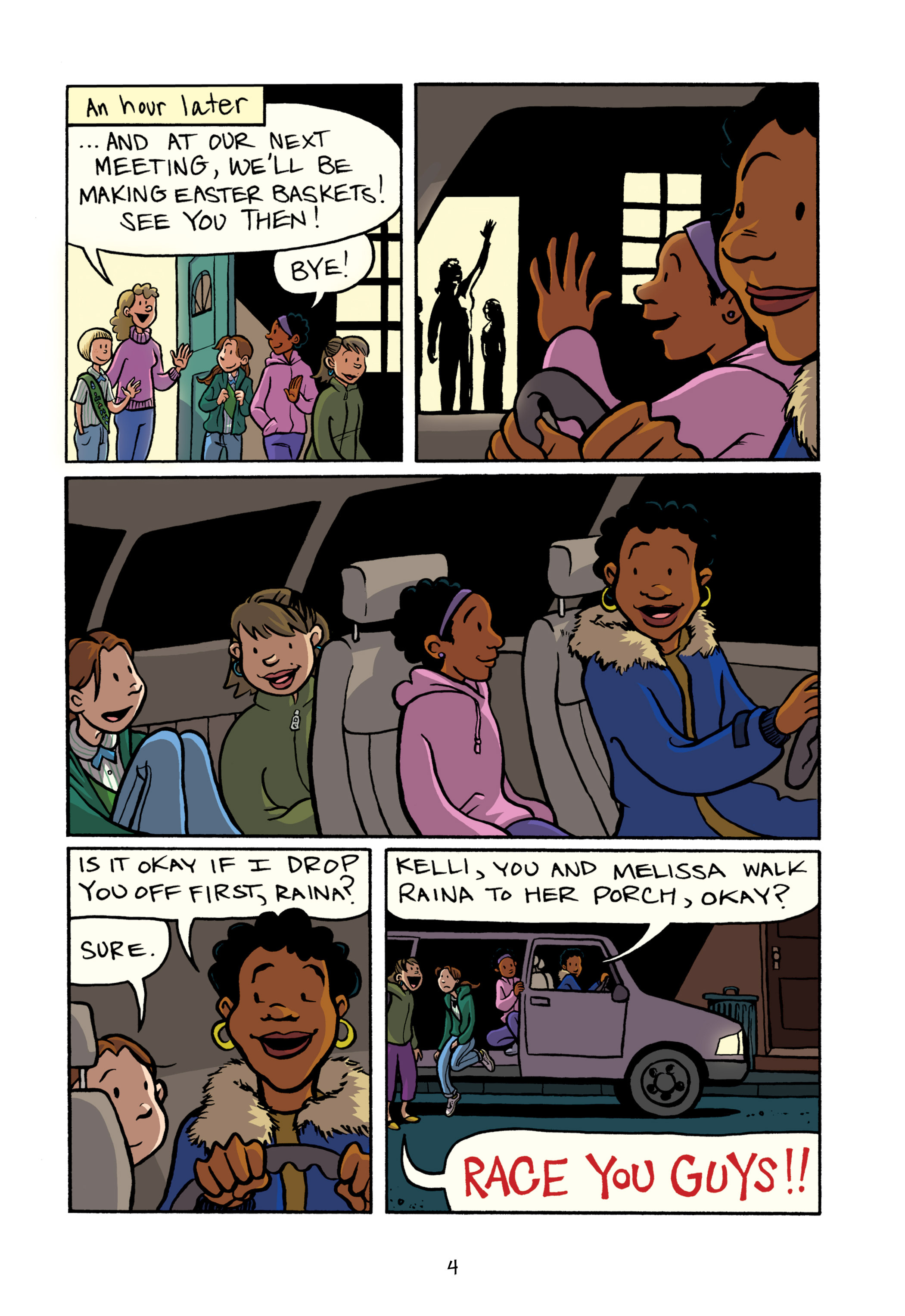 Read online Smile comic -  Issue # TPB - 10