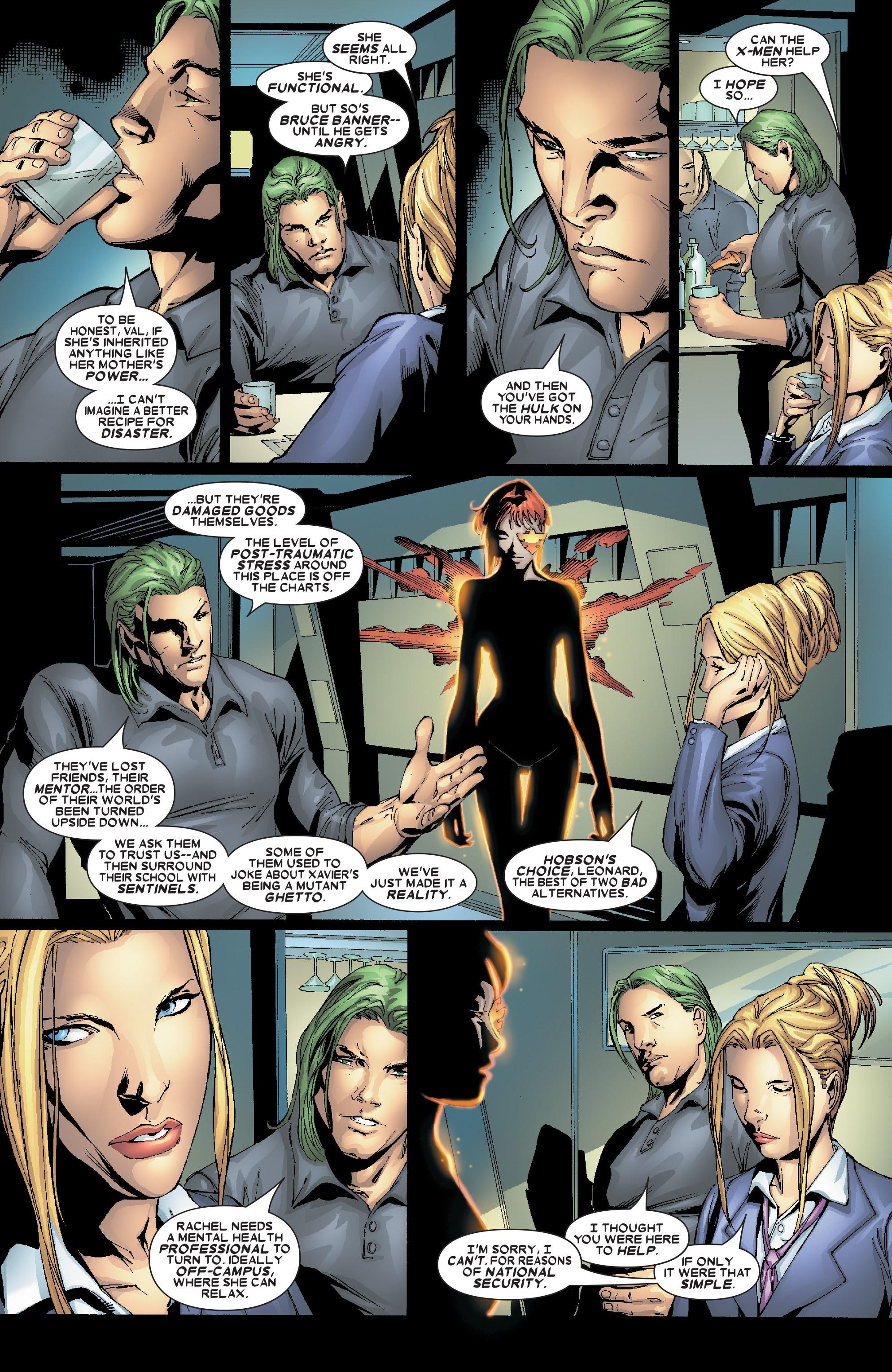 Read online Uncanny X-Men (1963) comic -  Issue #469 - 18
