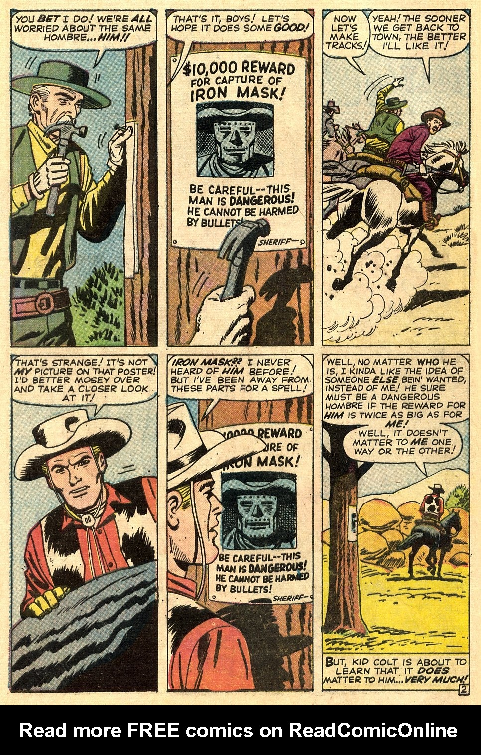 Kid Colt Outlaw issue 110 - Page 4