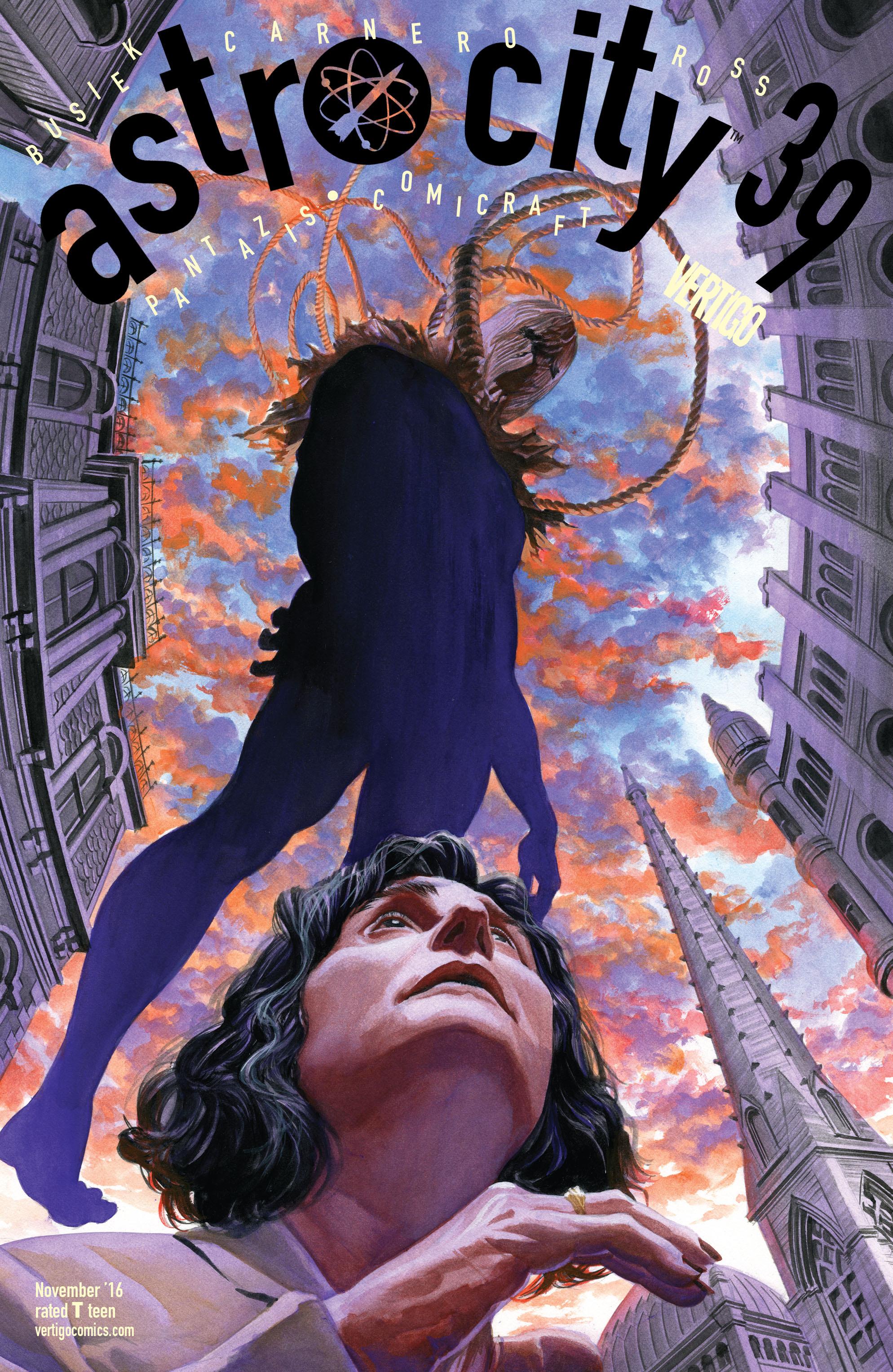 Read online Astro City comic -  Issue #39 - 1