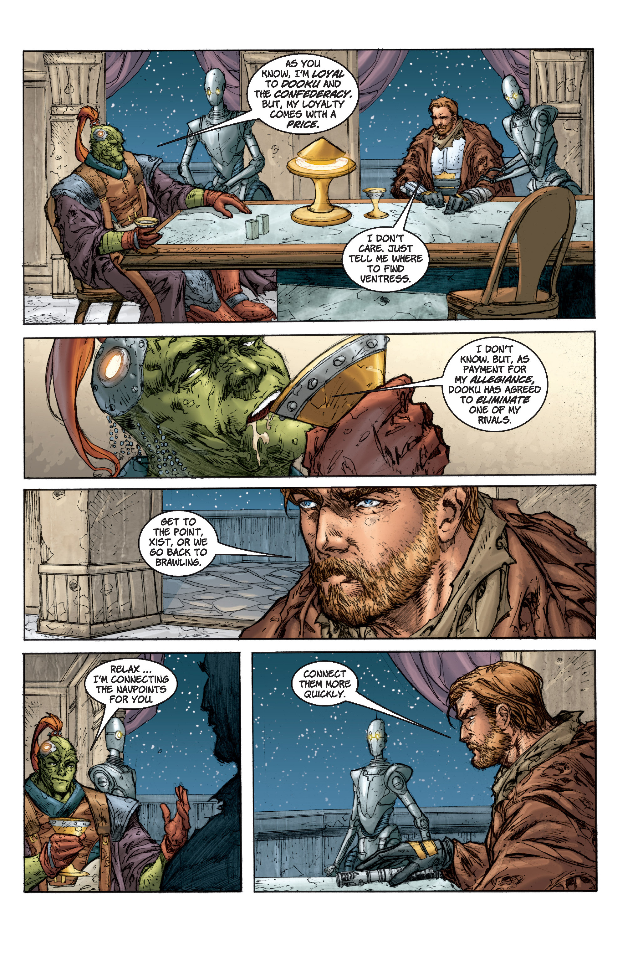 Read online Star Wars Omnibus comic -  Issue # Vol. 26 - 94