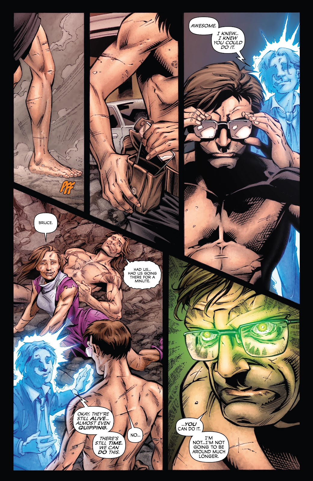 Read online Incredible Hulks (2010) comic -  Issue # _TPB Heart of the Monster - 55