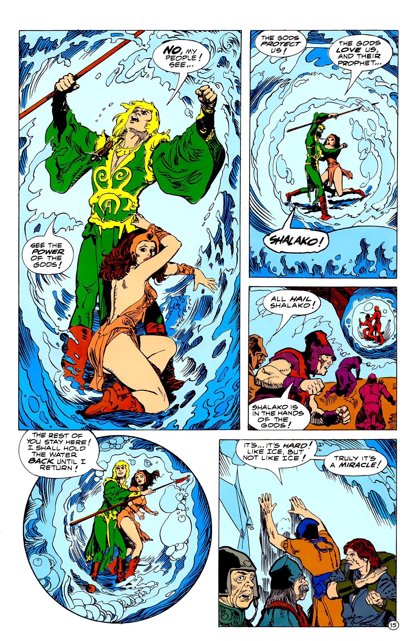 Read online Atlantis Chronicles comic -  Issue #2 - 15