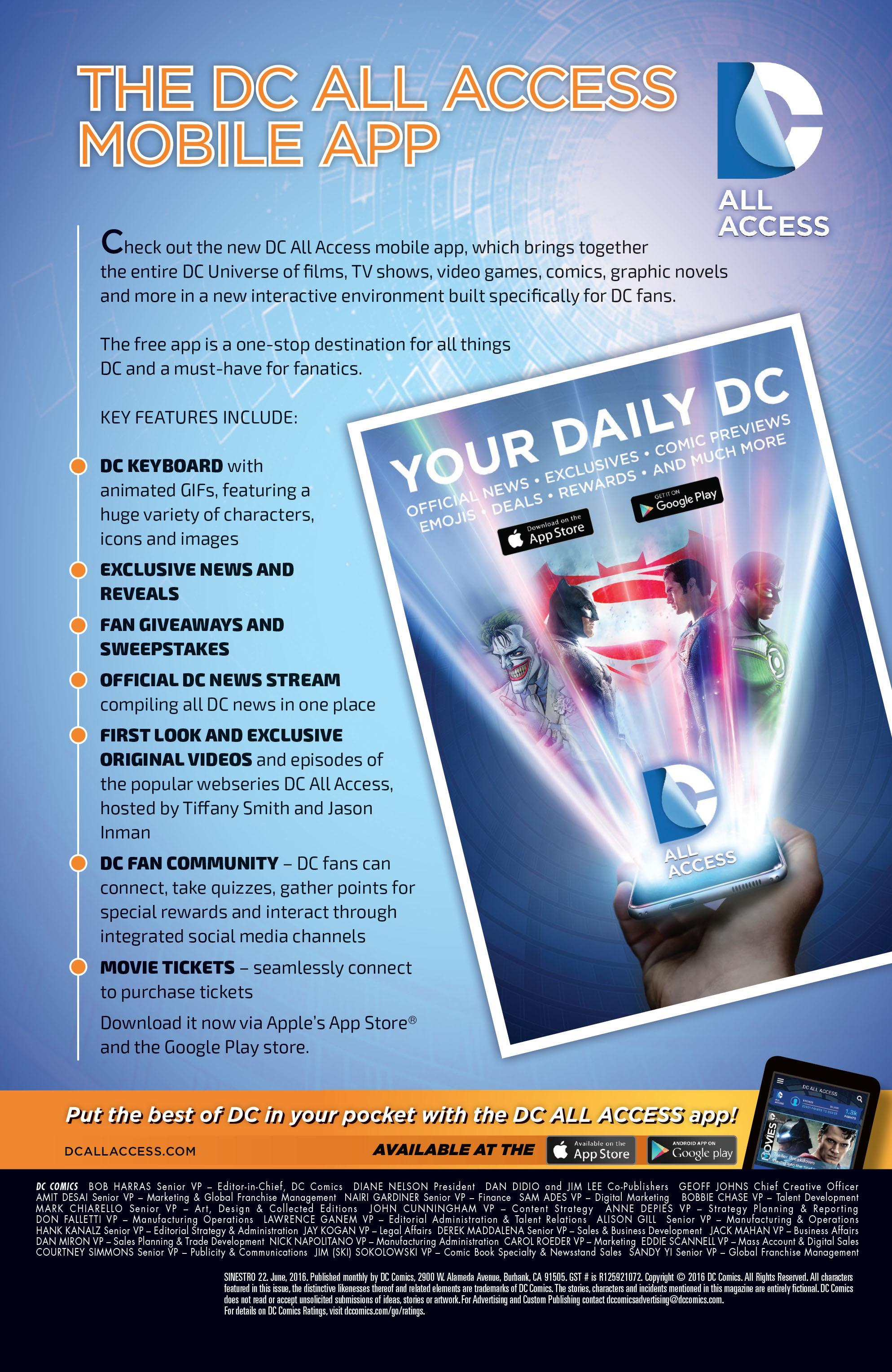 Read online Sinestro comic -  Issue #22 - 24