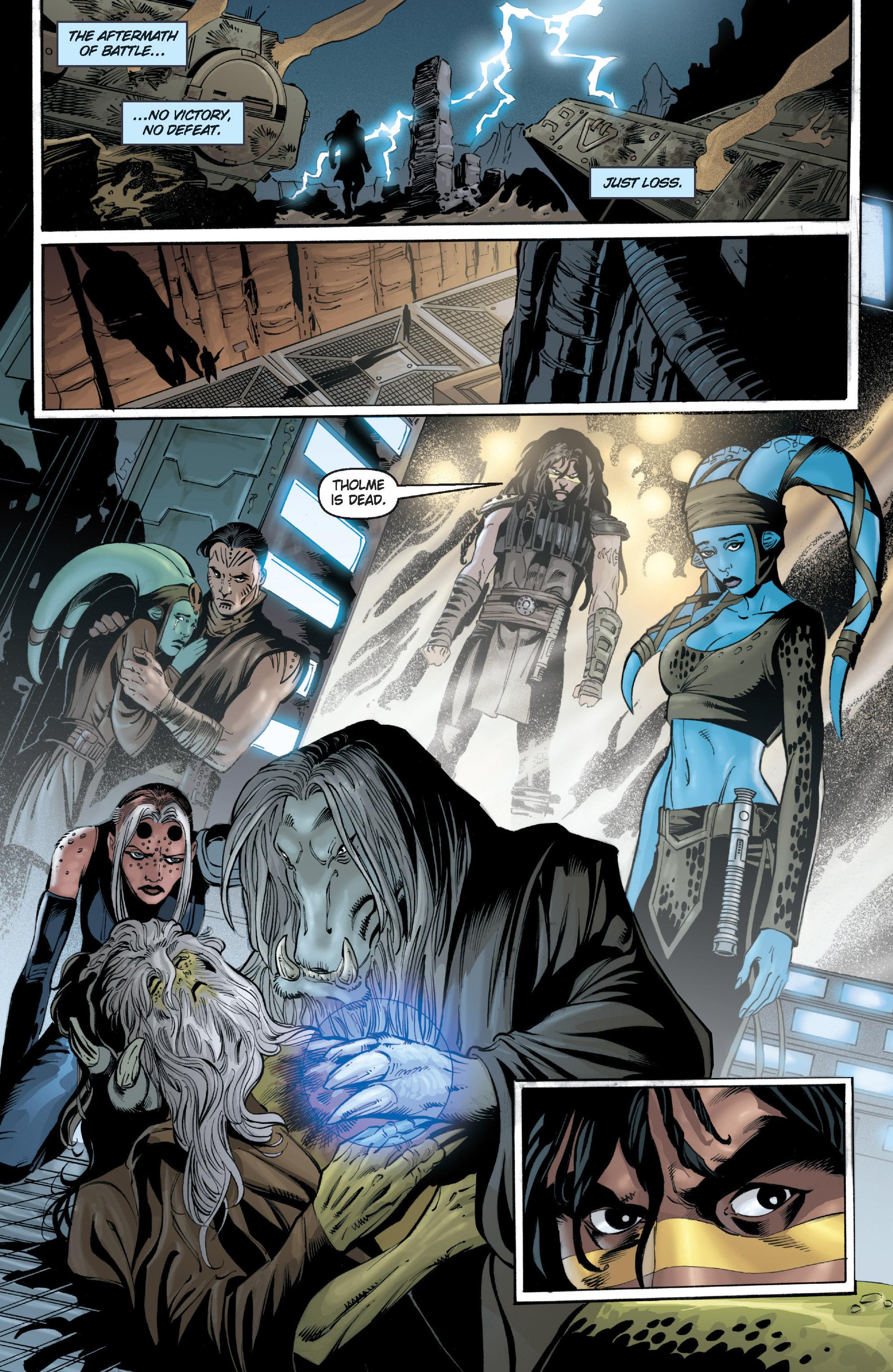 Read online Star Wars Omnibus comic -  Issue # Vol. 26 - 302