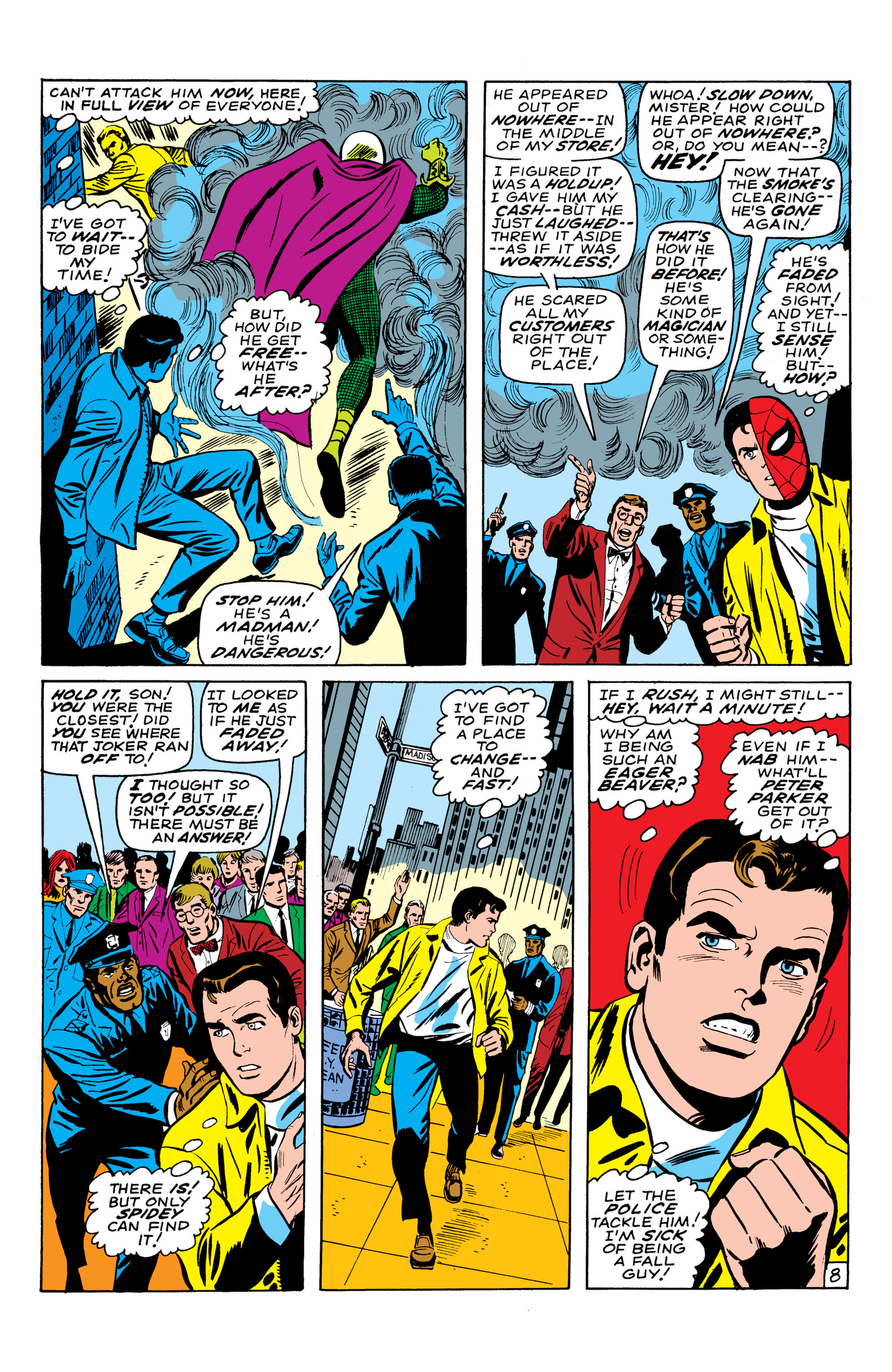 The Amazing Spider-Man (1963) 66 Page 8
