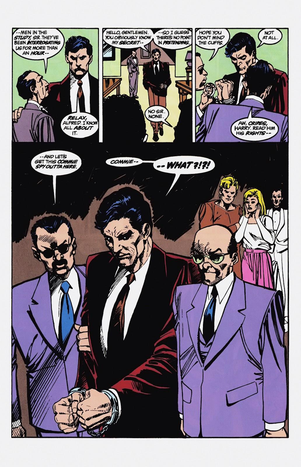 Read online Detective Comics (1937) comic -  Issue # _TPB Batman - Blind Justice (Part 1) - 66