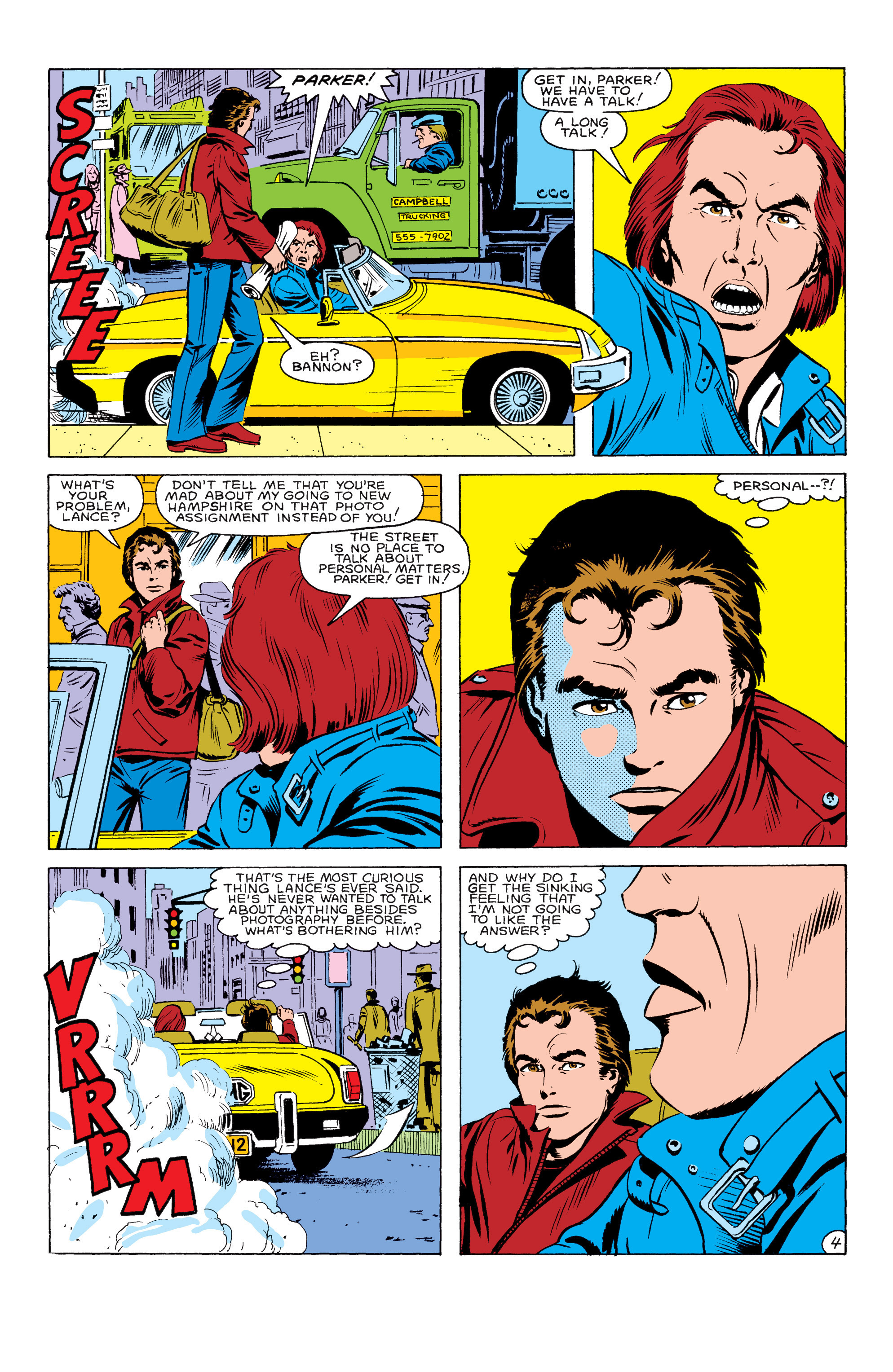 The Amazing Spider-Man (1963) 242 Page 4