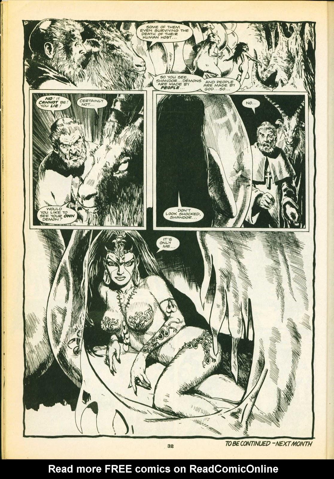 Warrior Issue #23 #24 - English 32
