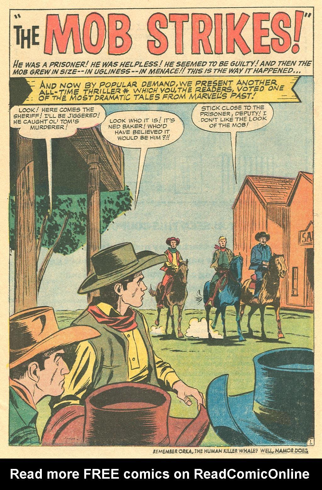 Read online Two-Gun Kid comic -  Issue #113 - 16