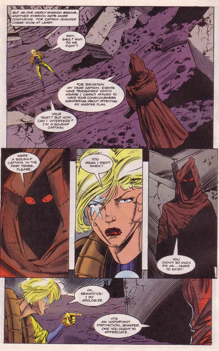 Read online Cyberspace 3000 comic -  Issue #4 - 19