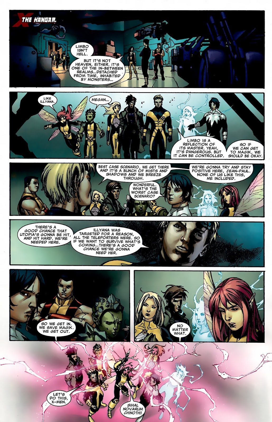 Read online X-Men: Second Coming Revelations comic -  Issue # TPB (Part 1) - 83