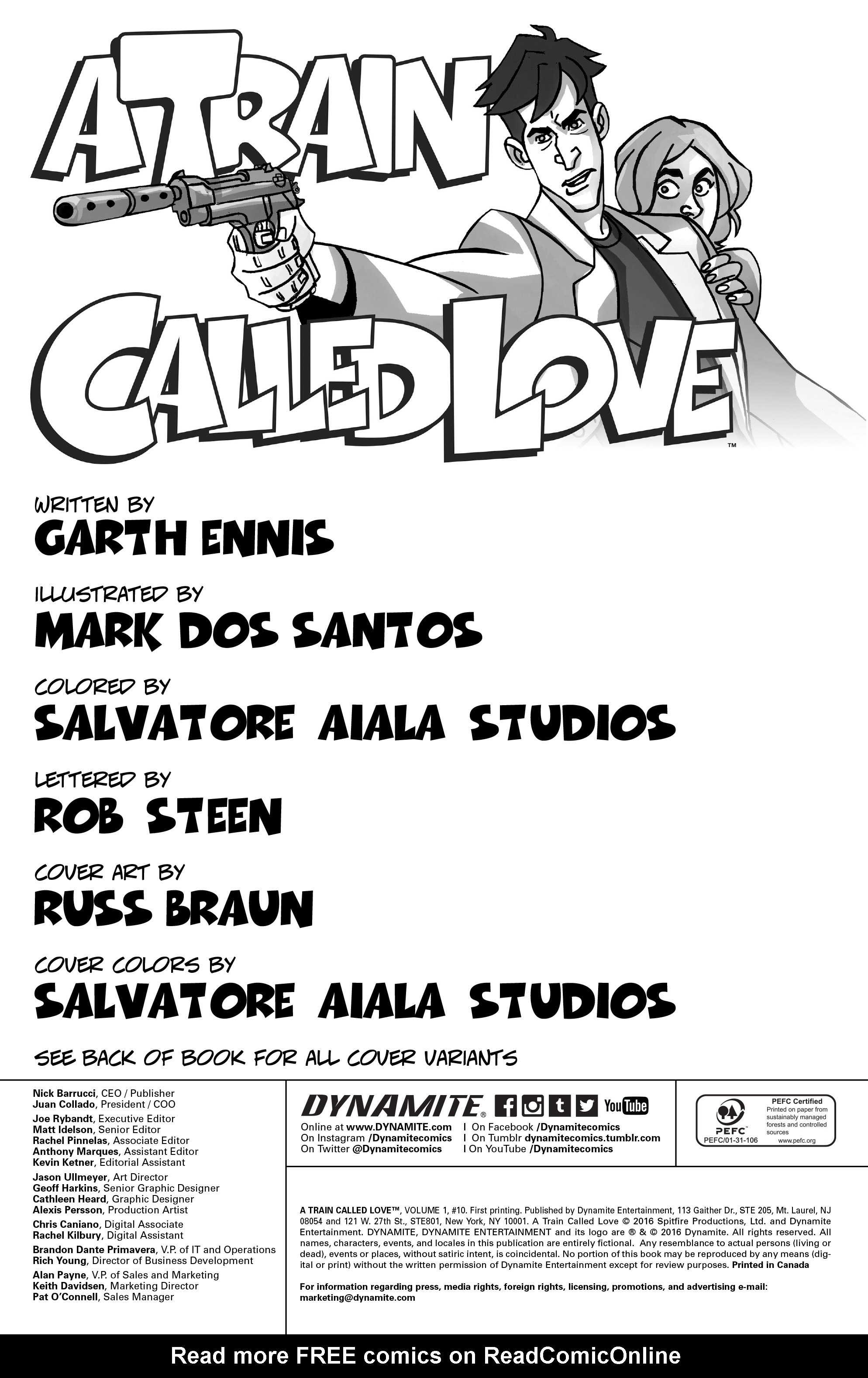 Read online A Train Called Love comic -  Issue #10 - 2