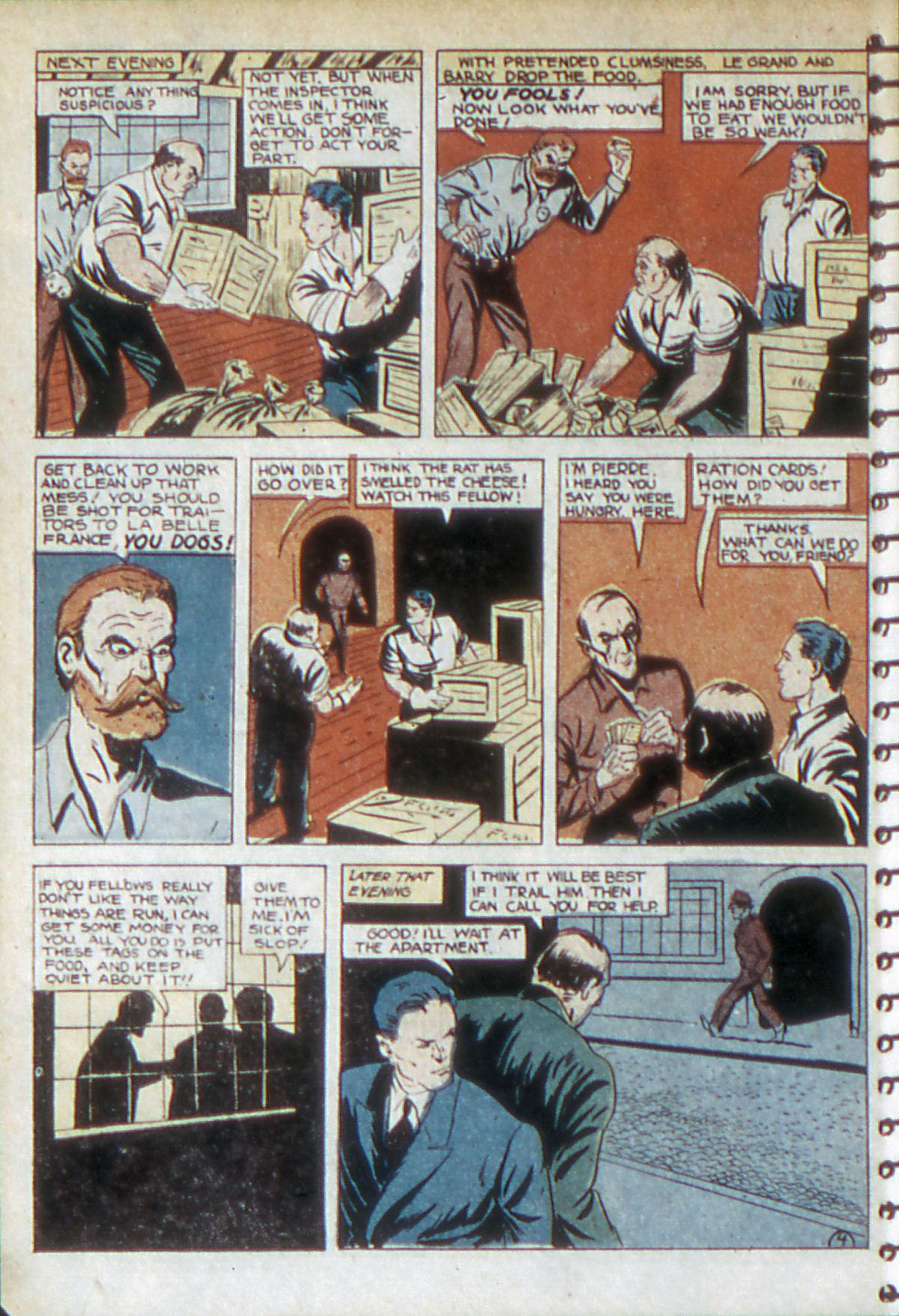 Read online Adventure Comics (1938) comic -  Issue #52 - 23