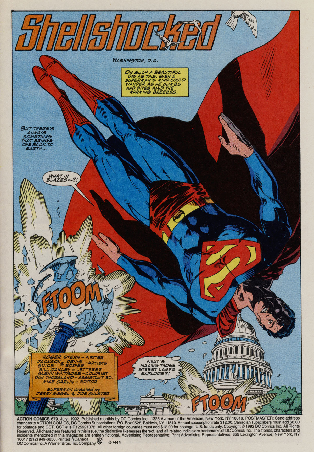 Read online Action Comics (1938) comic -  Issue #679 - 3