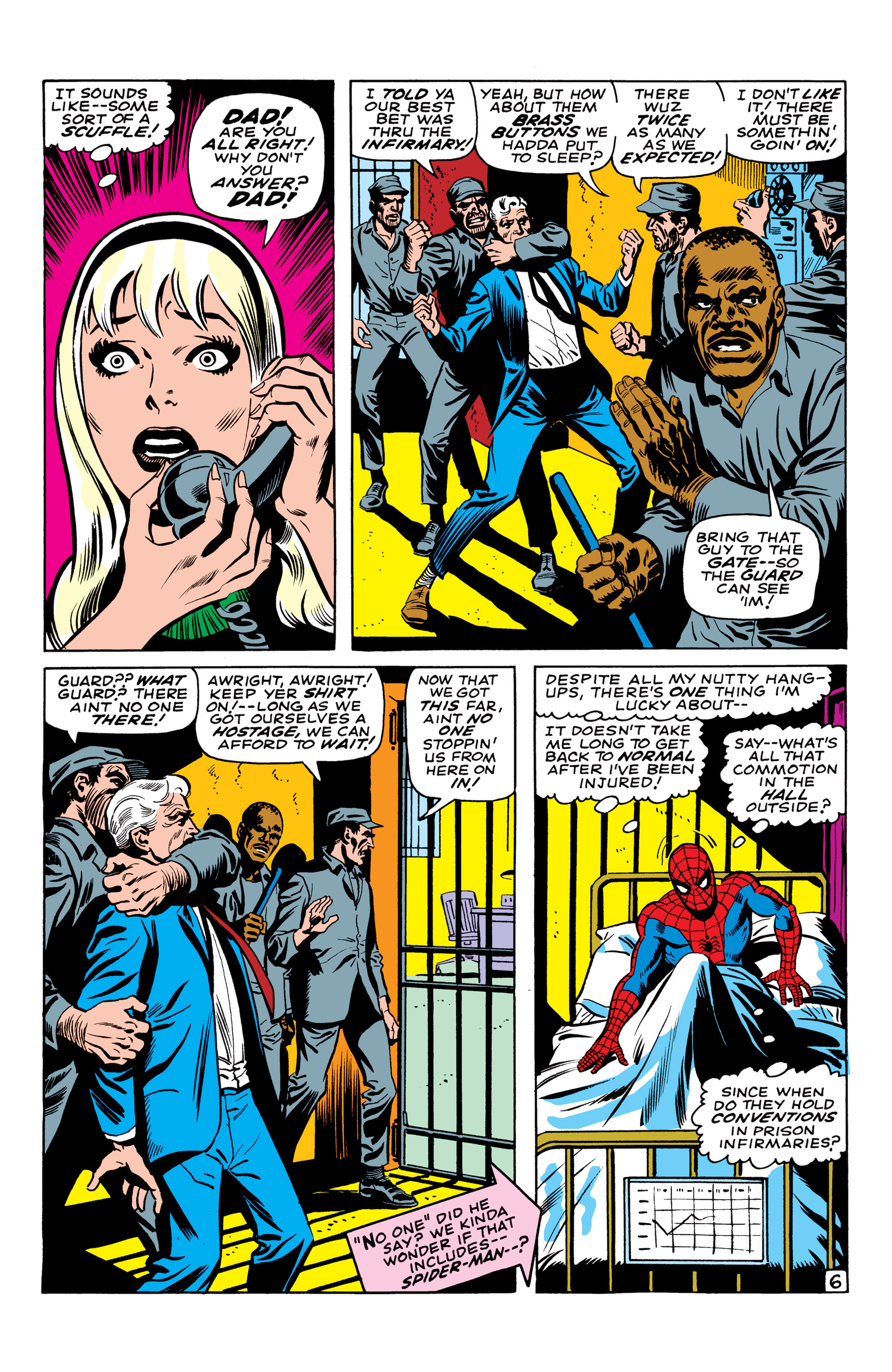 The Amazing Spider-Man (1963) 65 Page 6