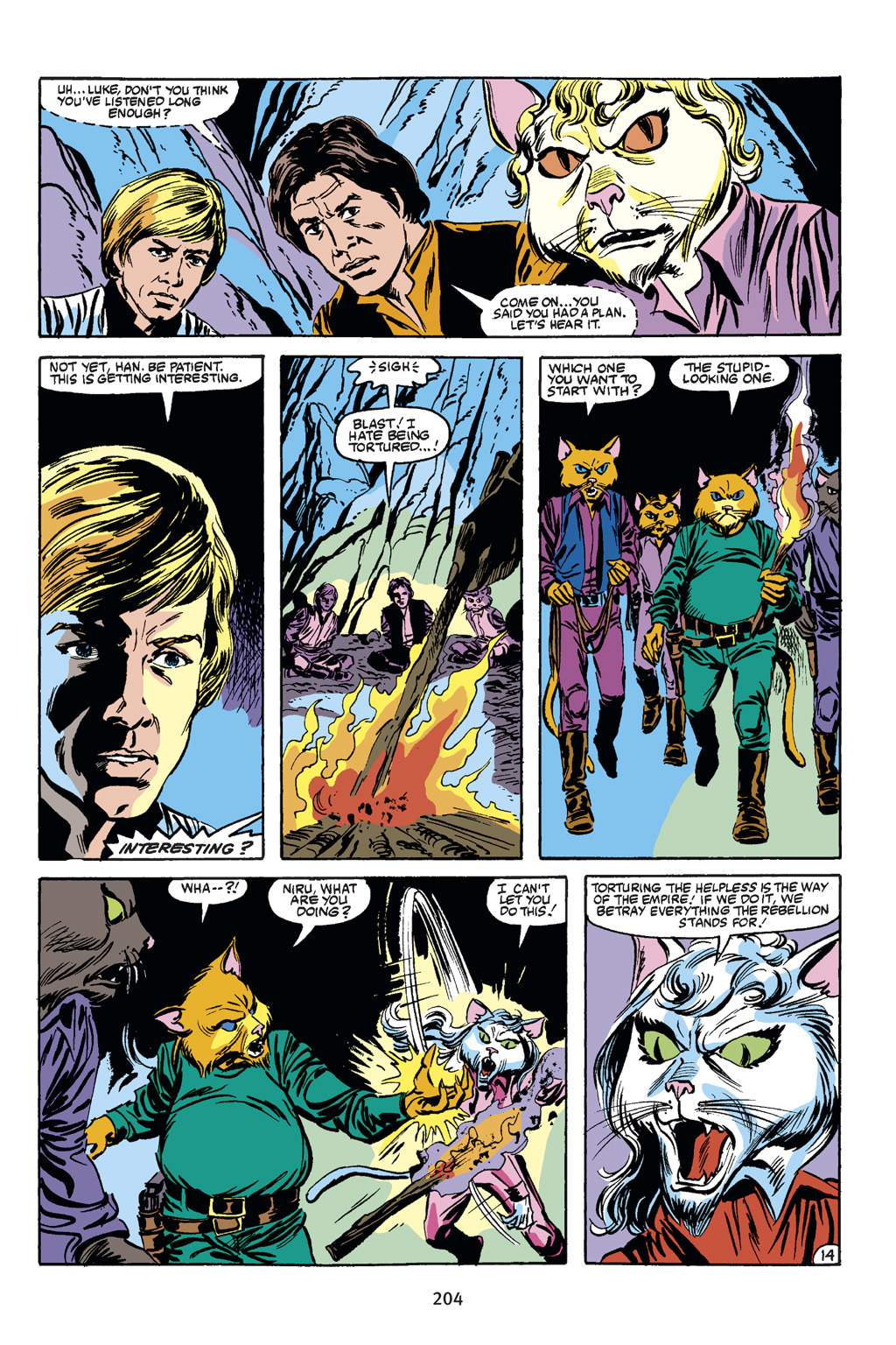 Read online Star Wars Omnibus comic -  Issue # Vol. 21 - 196