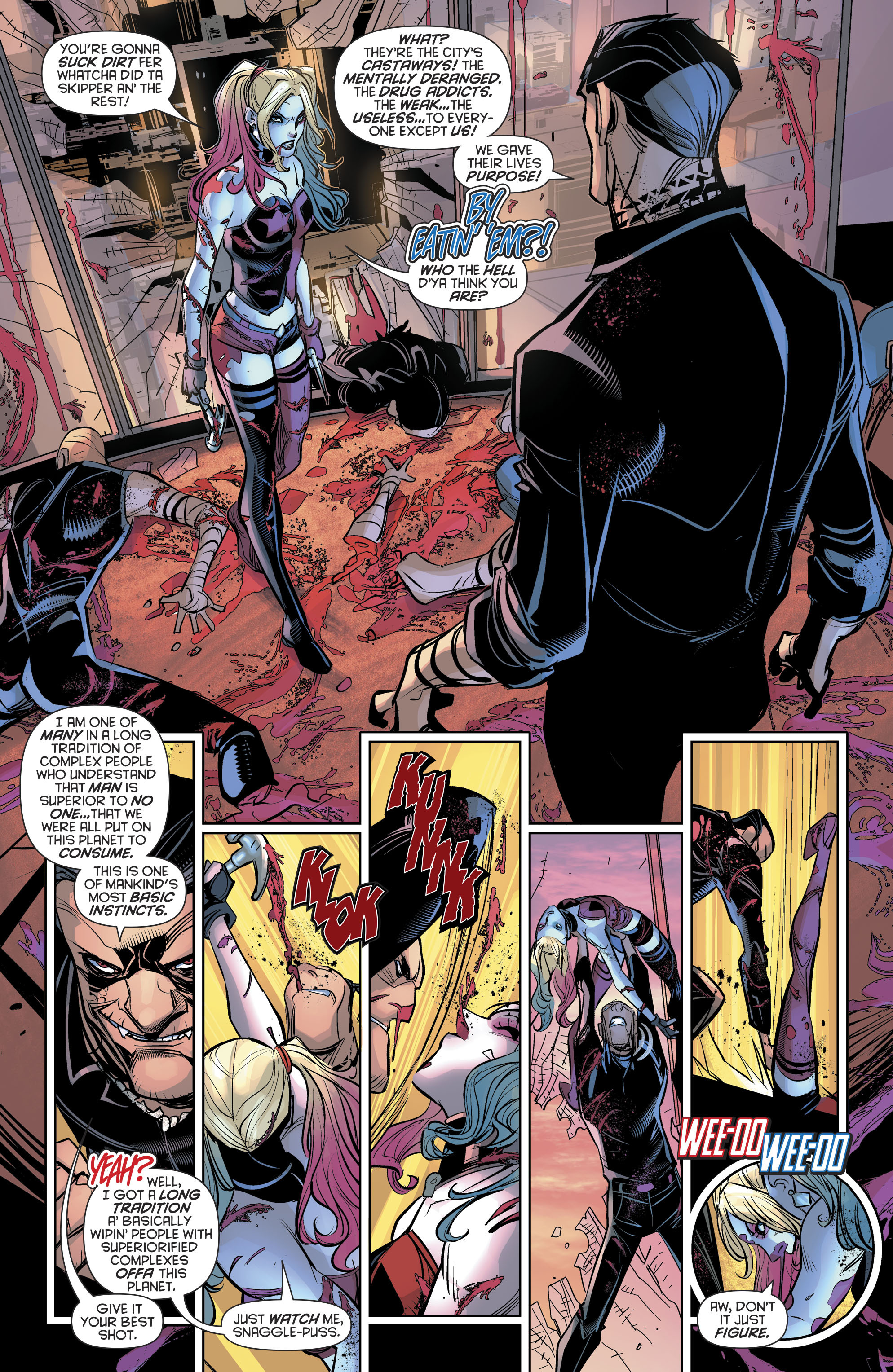 Read online Harley Quinn (2016) comic -  Issue #19 - 13