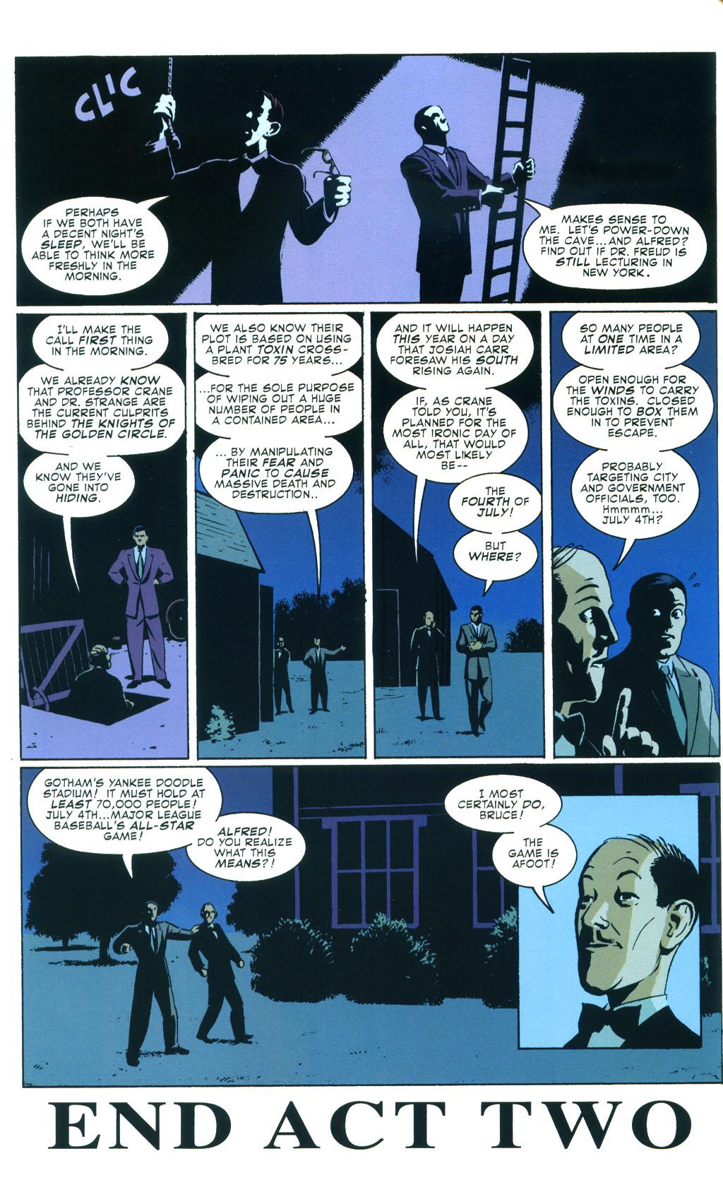 Read online Batman: Detective #27 comic -  Issue #27 TPB - 64