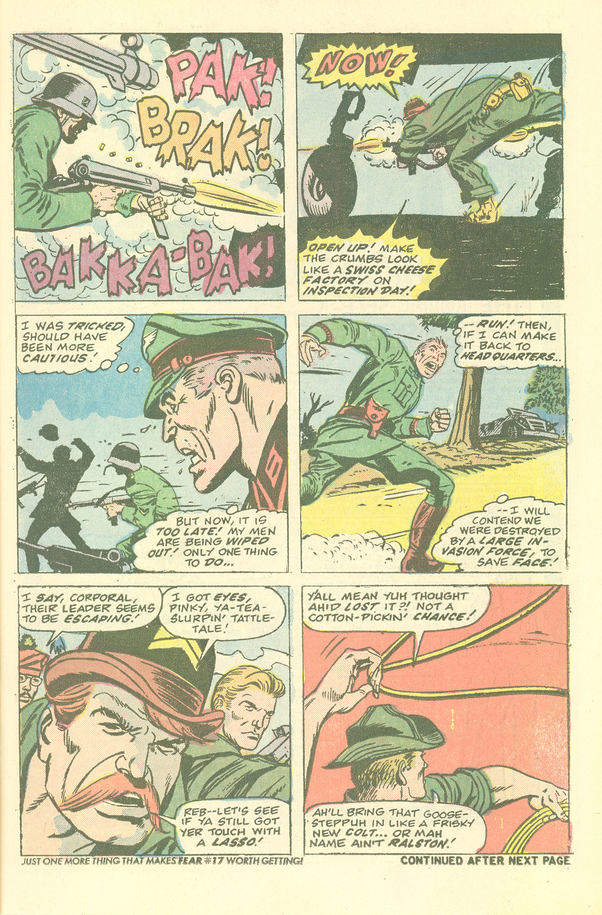 Read online Sgt. Fury comic -  Issue #115 - 11