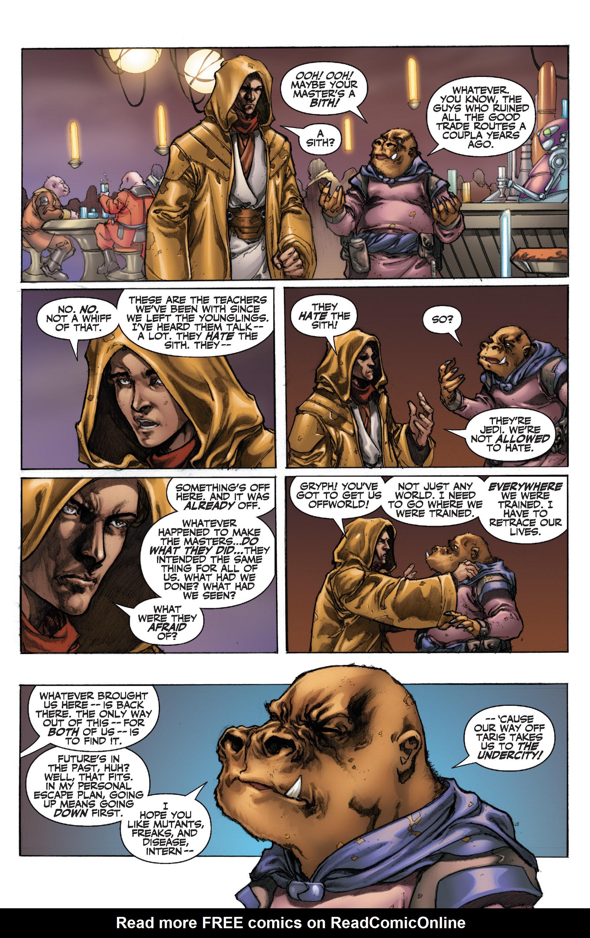 Read online Star Wars Omnibus comic -  Issue # Vol. 29 - 58