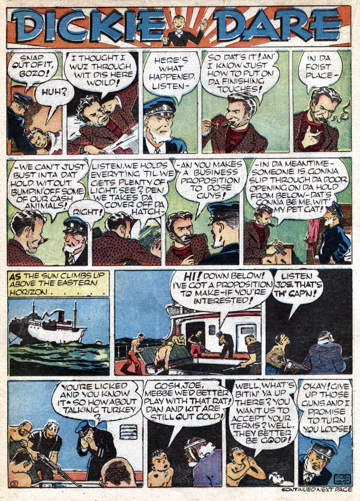Read online Famous Funnies comic -  Issue #66 - 26