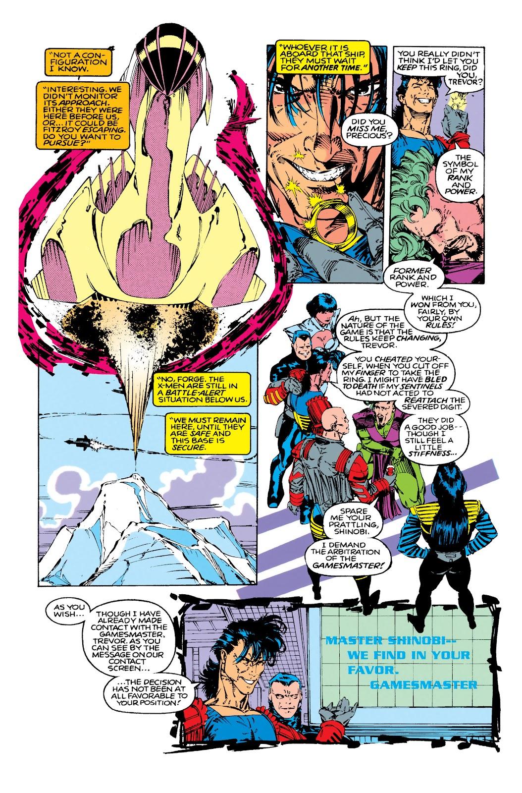 Uncanny X-Men (1963) issue 283 - Page 16
