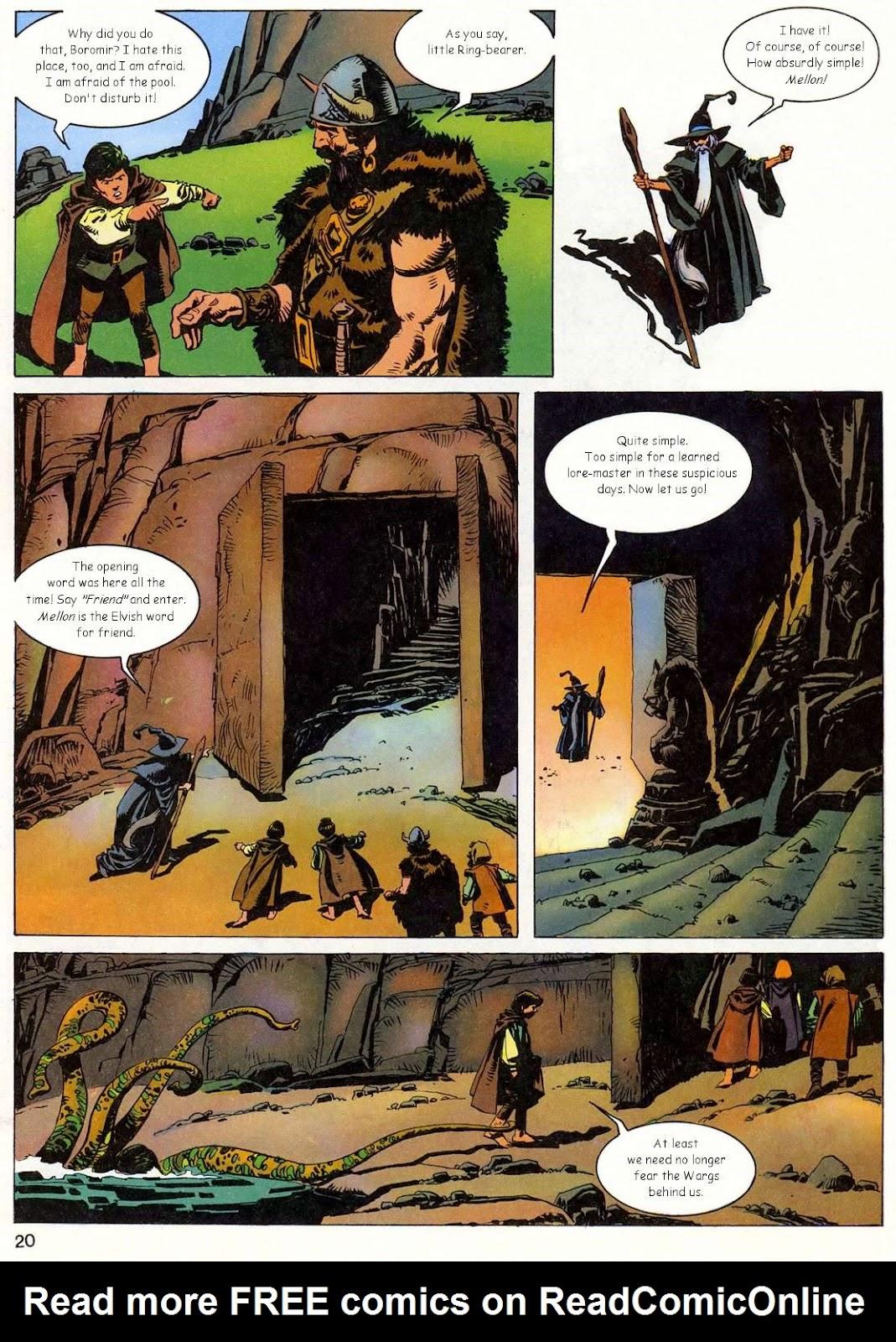 El Señor de los Anillos issue 2 - Page 17