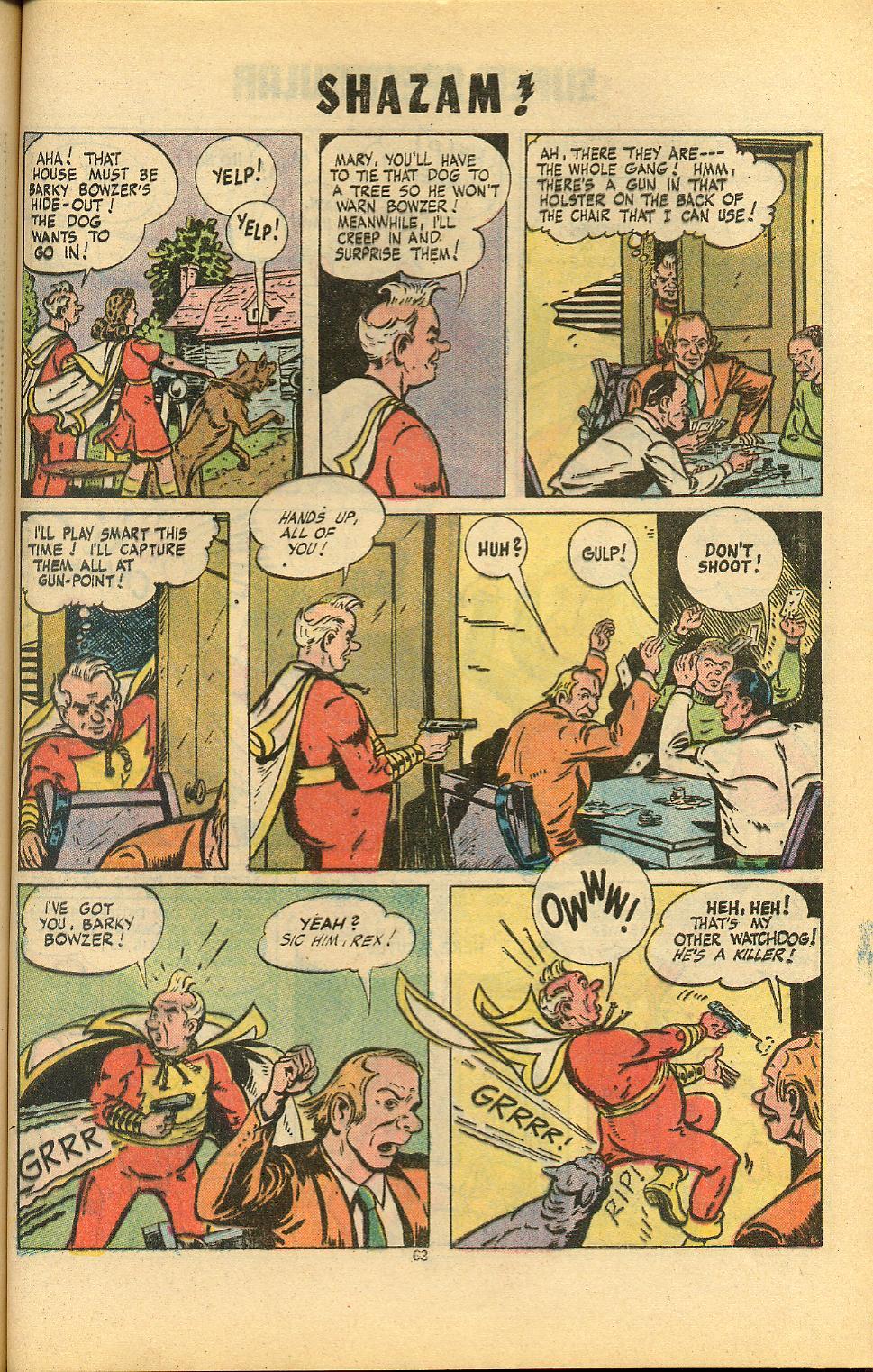 Read online Shazam! (1973) comic -  Issue #8 - 63