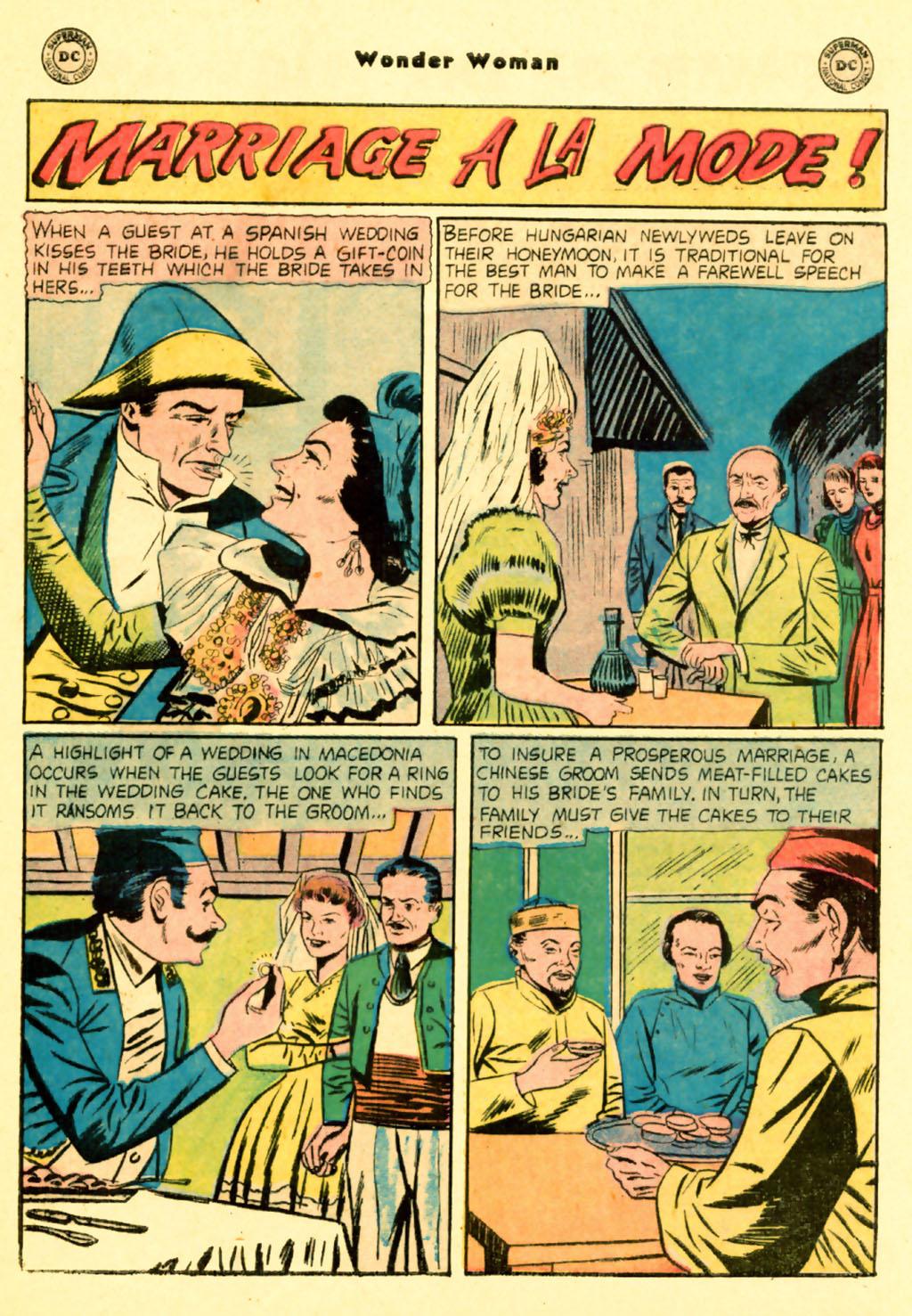 Read online Wonder Woman (1942) comic -  Issue #103 - 25