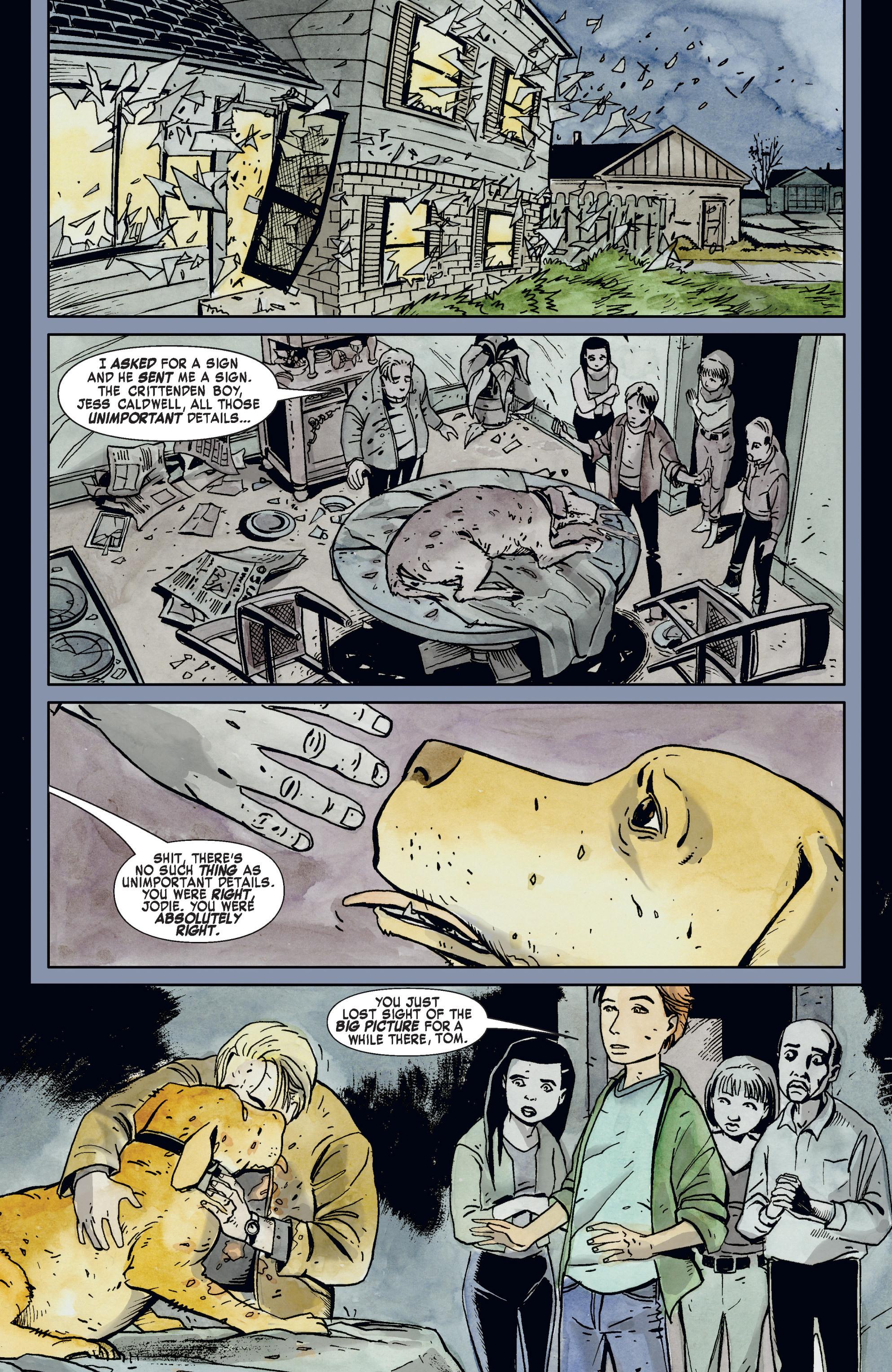 Read online American Jesus comic -  Issue # TPB - 73