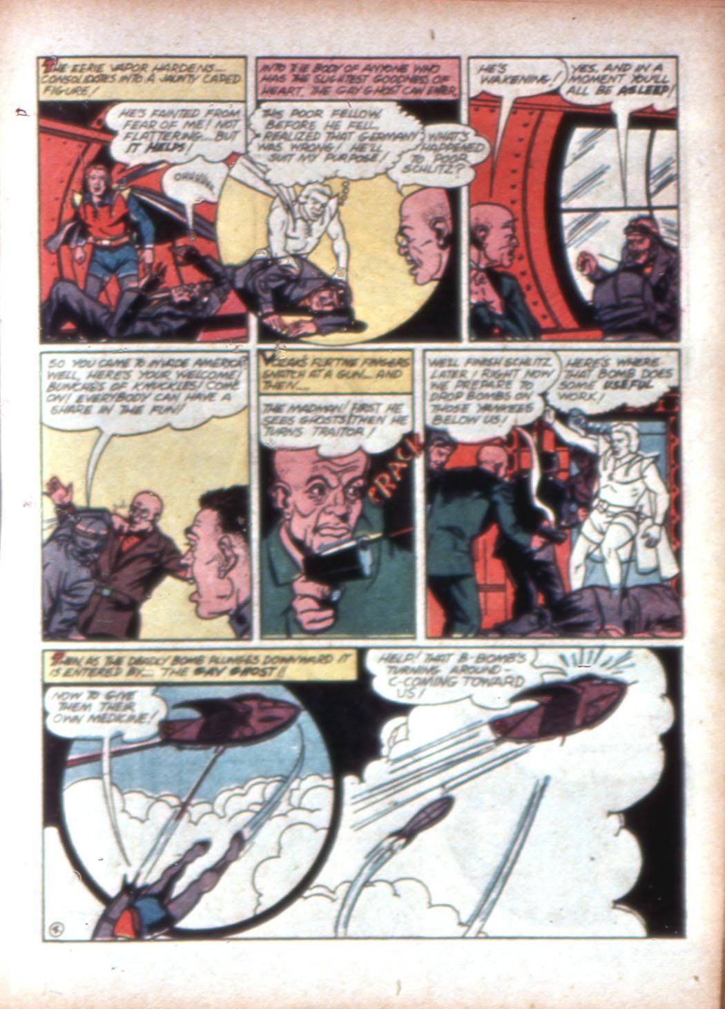 Read online Sensation (Mystery) Comics comic -  Issue #16 - 33