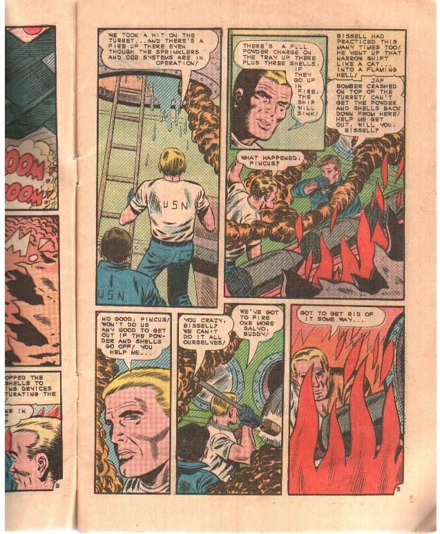 Read online Fightin' Navy comic -  Issue #122 - 5
