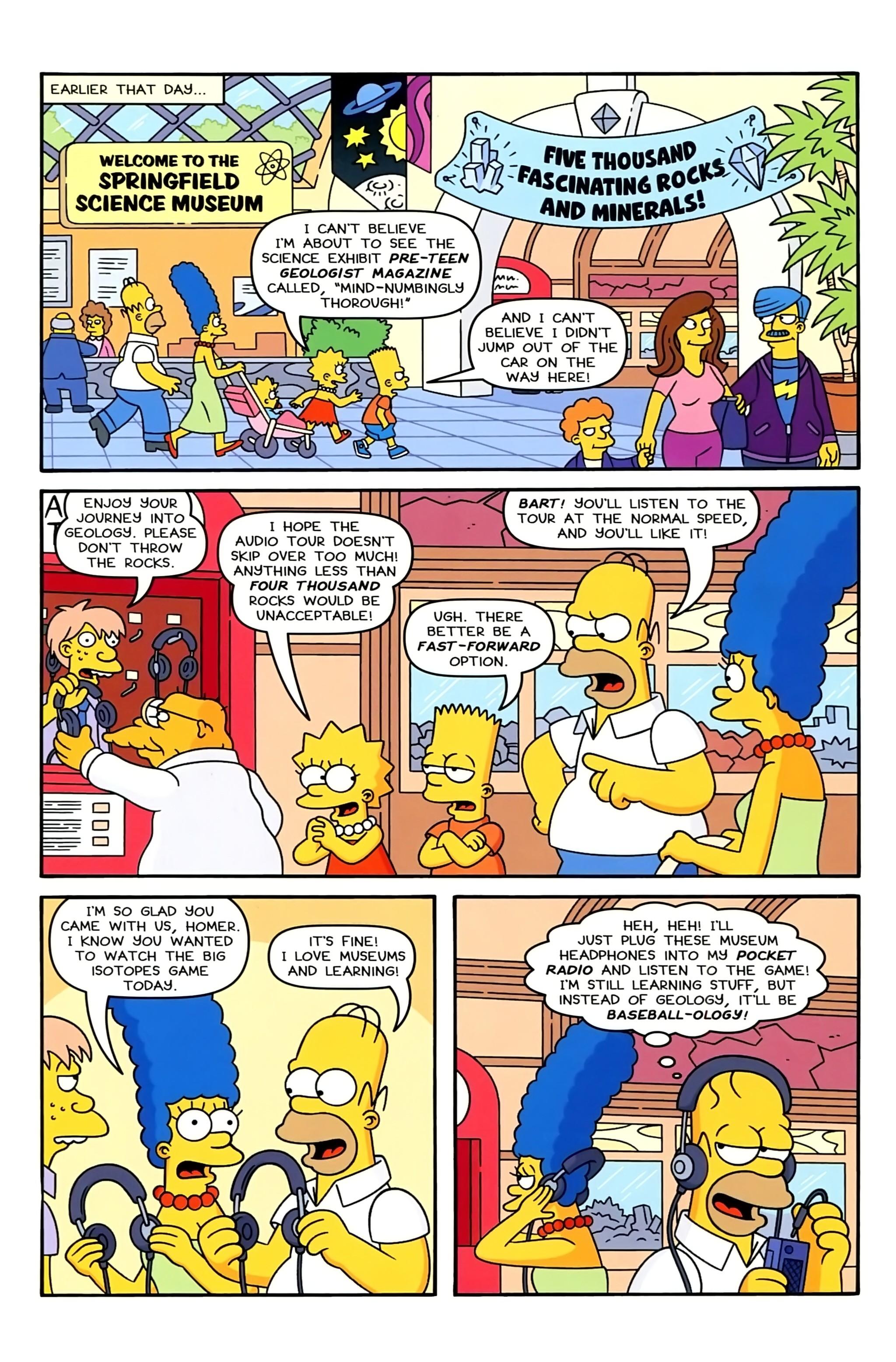 Simpsons Comics #234 - Read Simpsons Comics Issue #234 ...