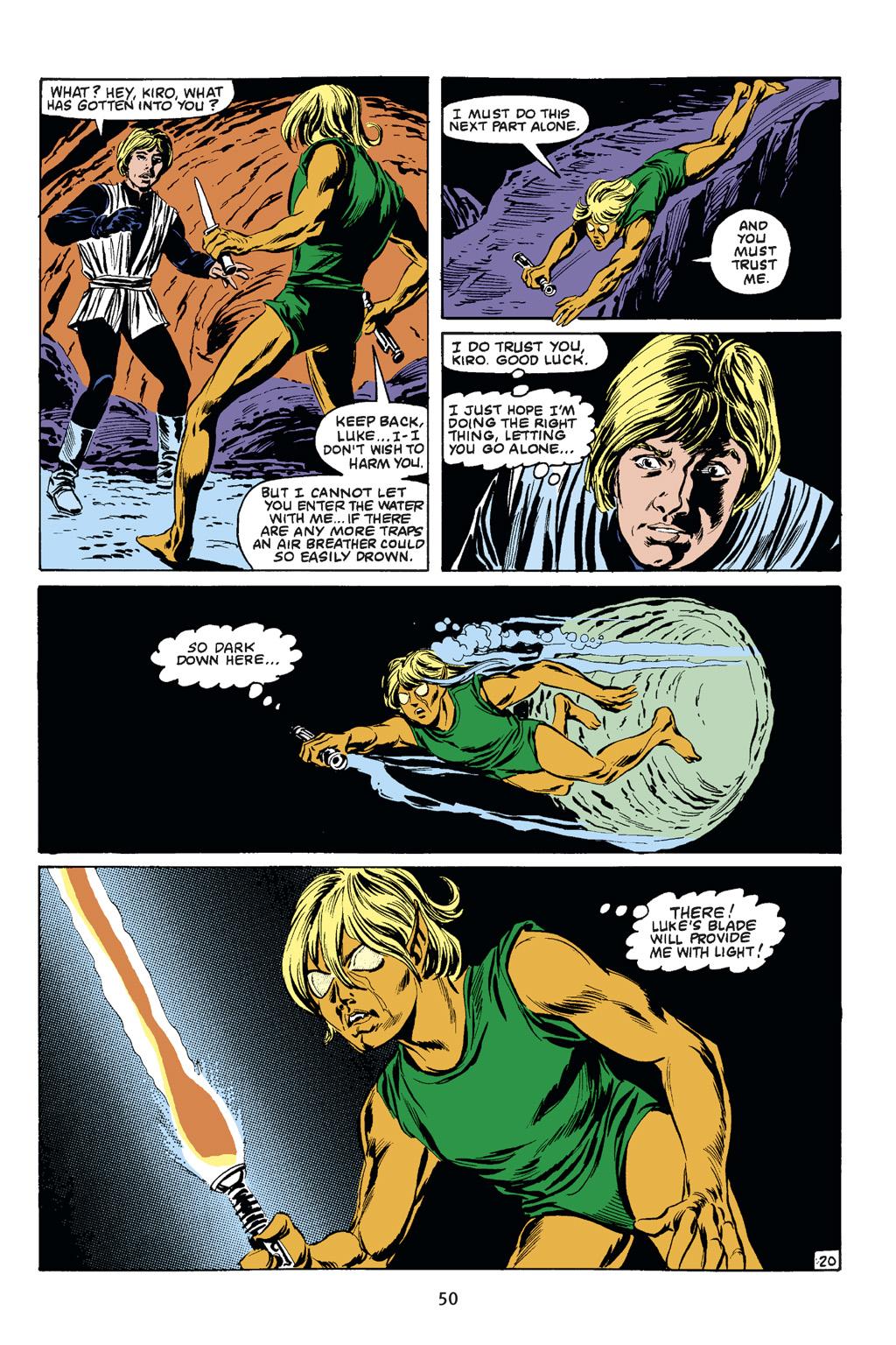 Read online Star Wars Omnibus comic -  Issue # Vol. 21 - 48