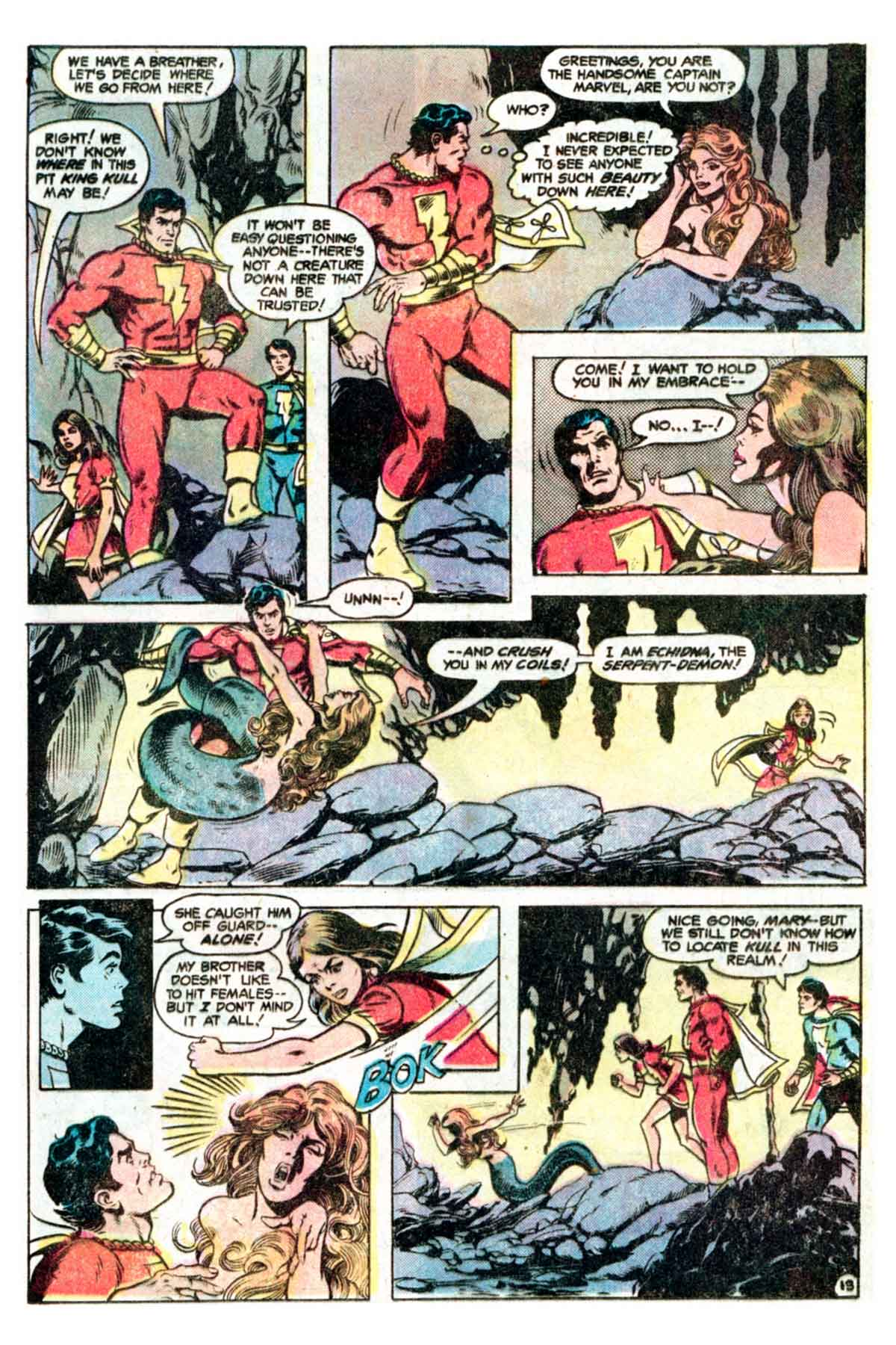 Read online Shazam! (1973) comic -  Issue #35 - 14