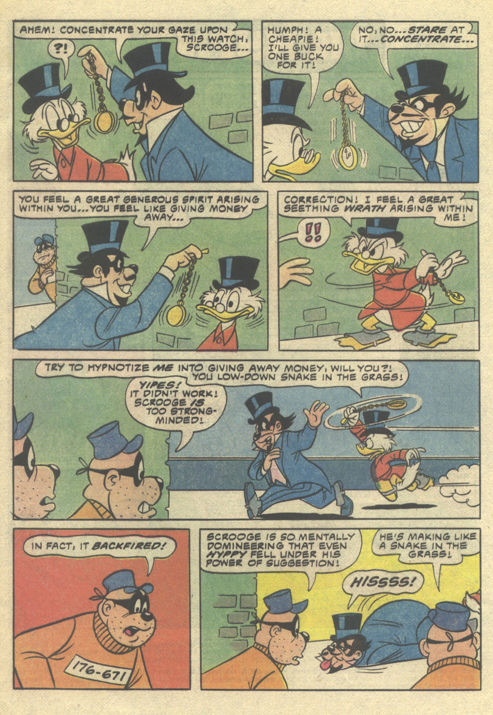 Read online Uncle Scrooge (1953) comic -  Issue #178 - 4