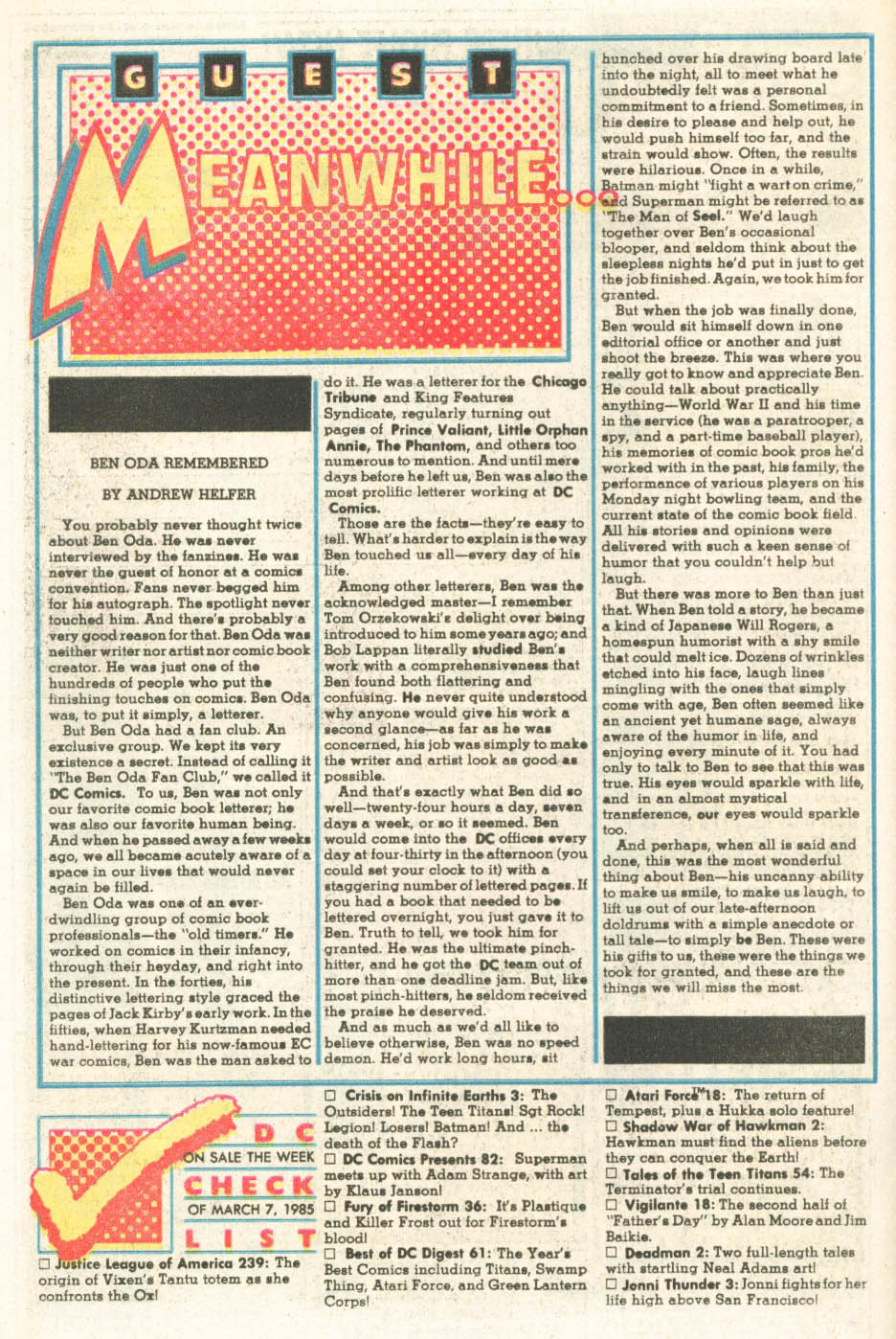 Read online Atari Force (1984) comic -  Issue #18 - 24