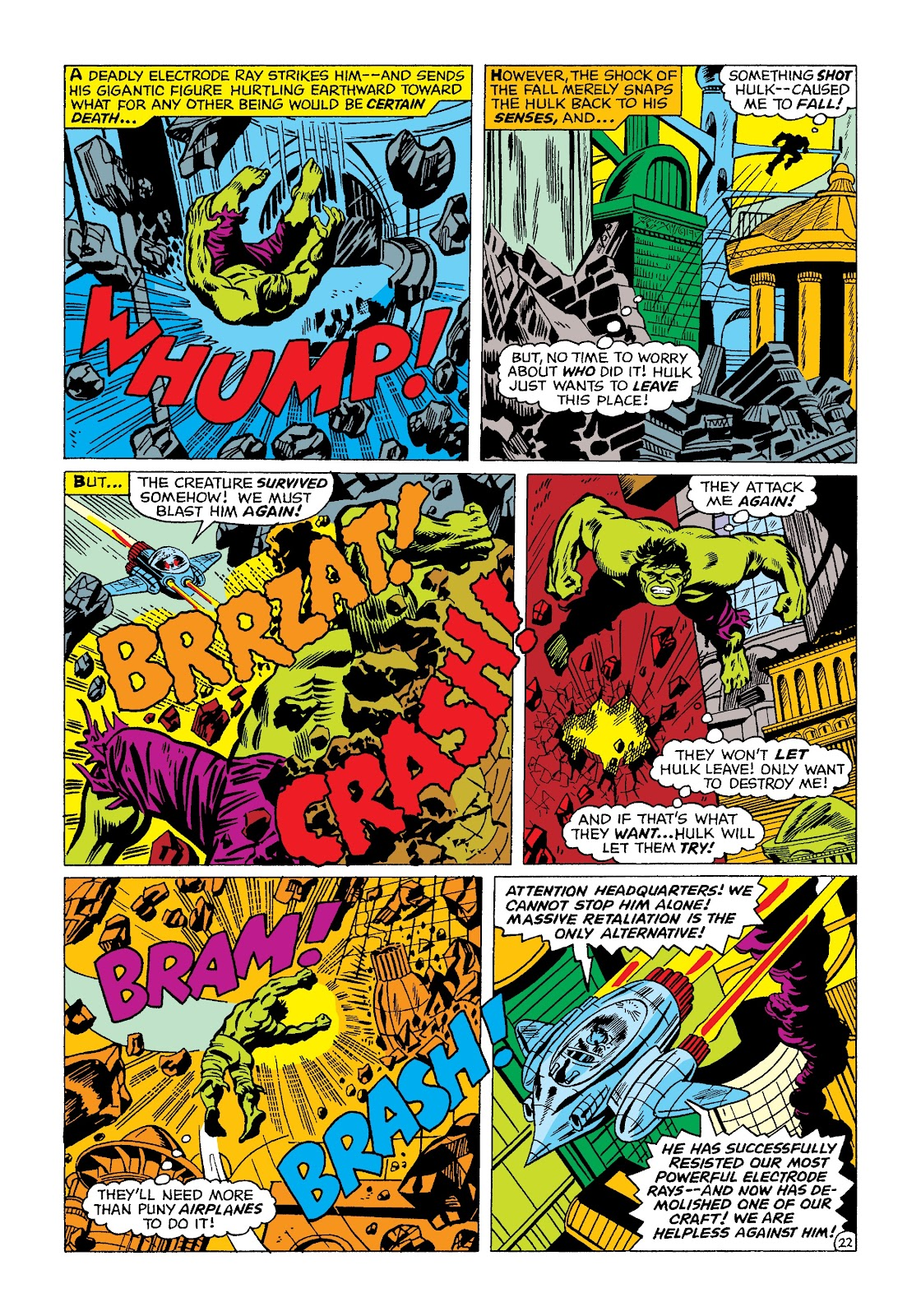 Read online Marvel Masterworks: The Incredible Hulk comic -  Issue # TPB 4 (Part 2) - 55