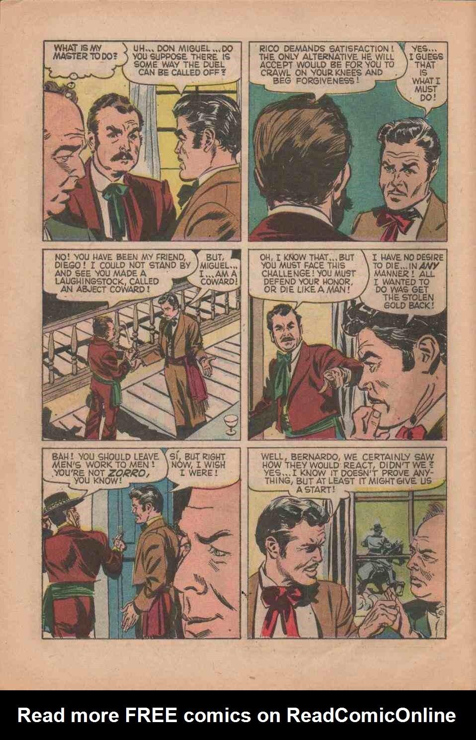 Zorro (1966) issue 6 - Page 10