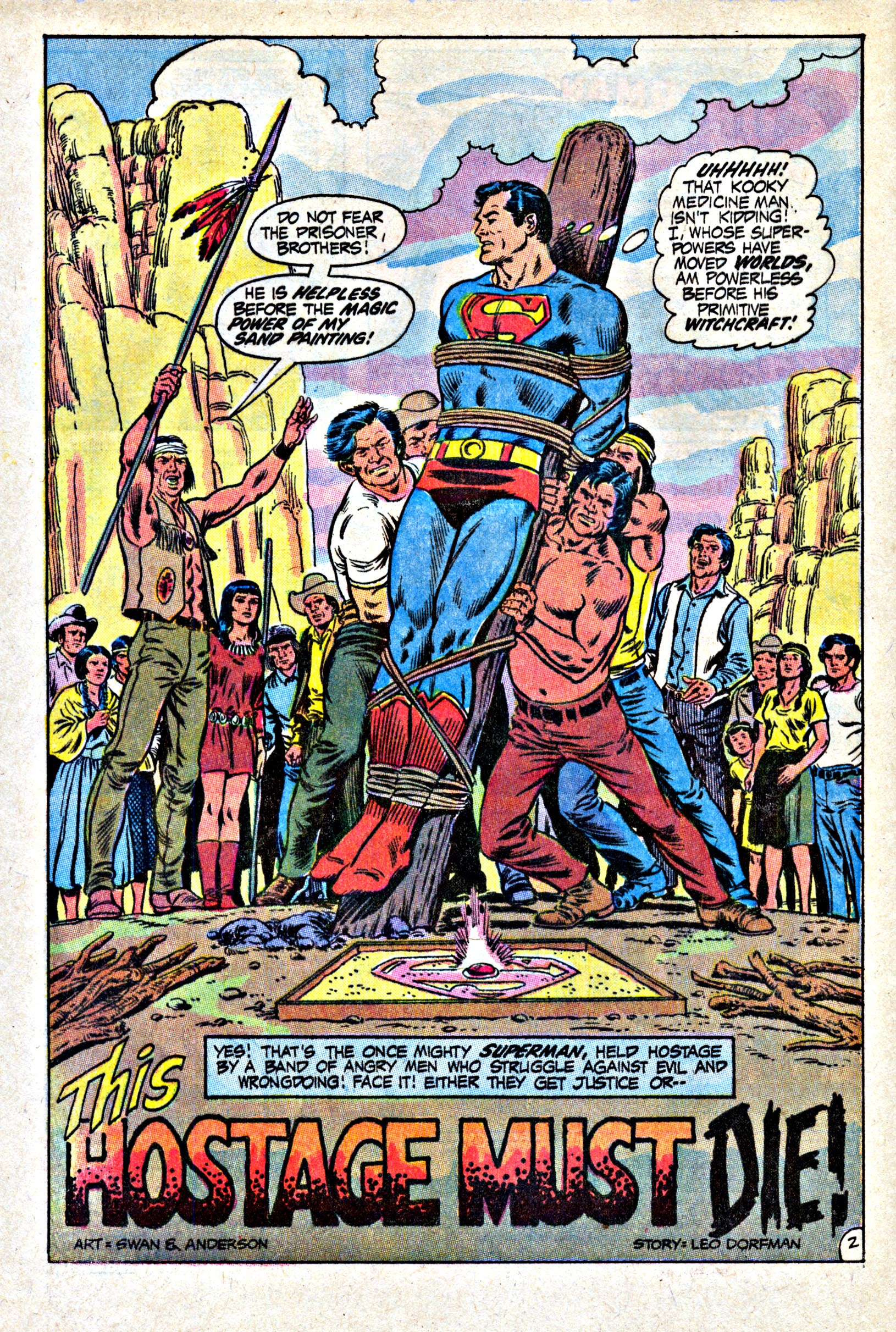 Read online Action Comics (1938) comic -  Issue #402 - 4