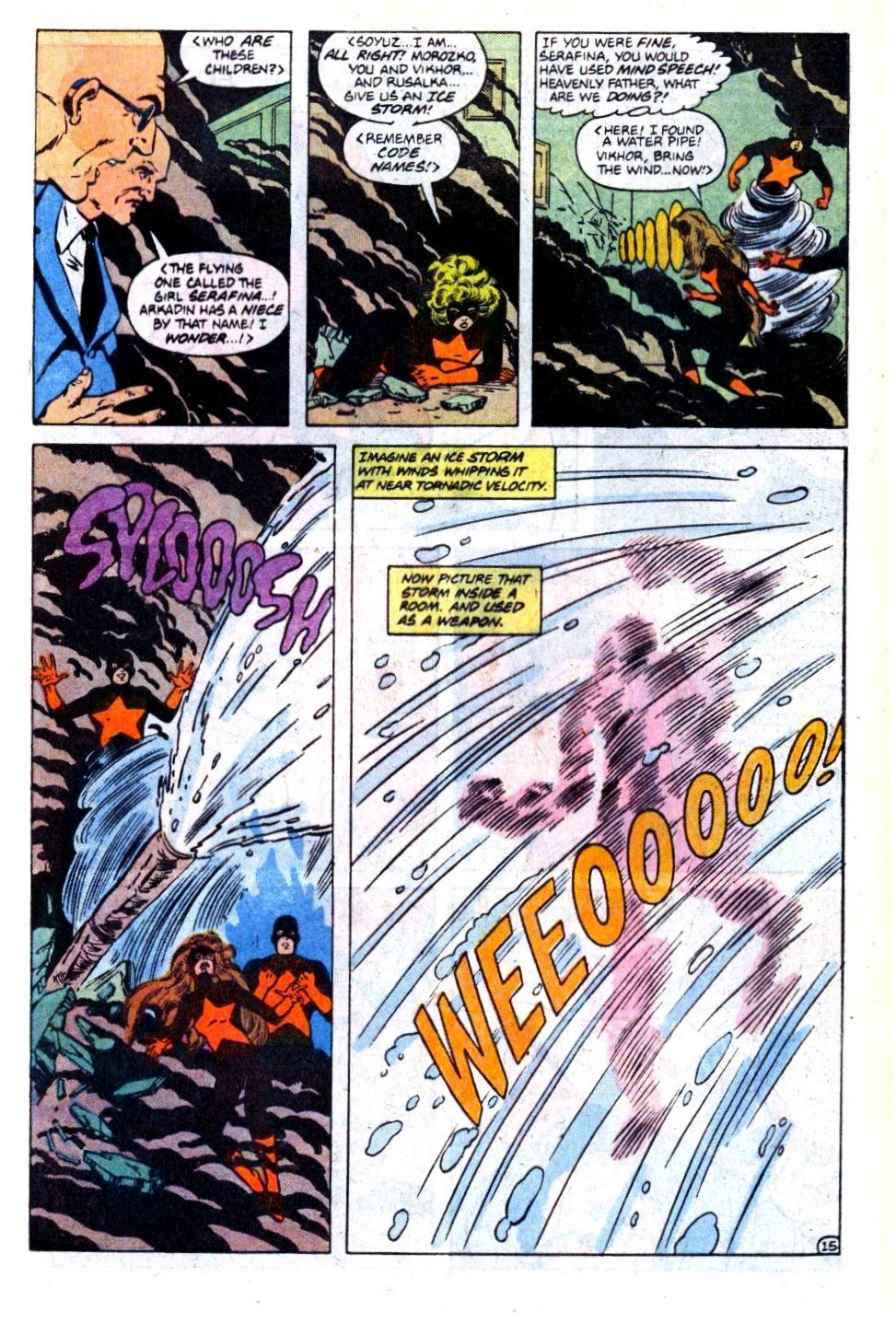 Firestorm, the Nuclear Man issue 73 - Page 16