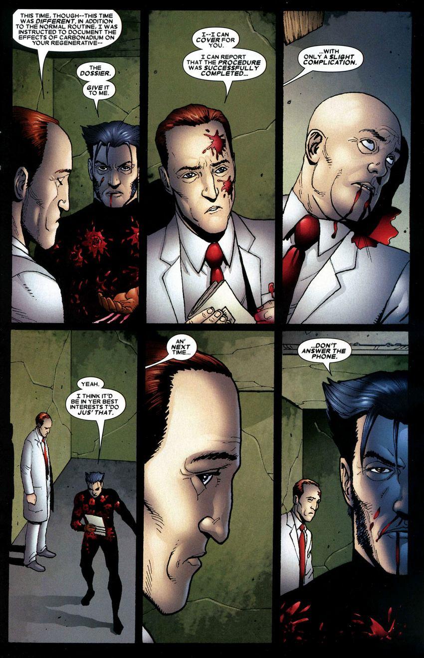 Read online Wolverine: Origins comic -  Issue #7 - 16