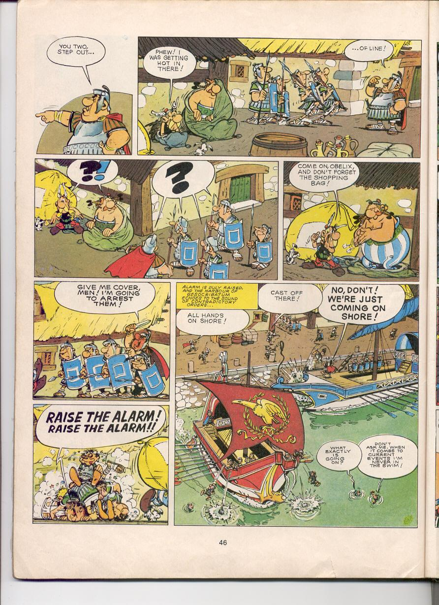 Asterix issue 5 - Page 43