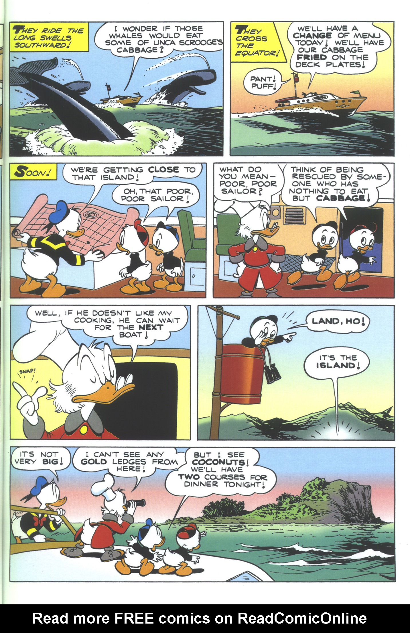 Read online Uncle Scrooge (1953) comic -  Issue #355 - 9