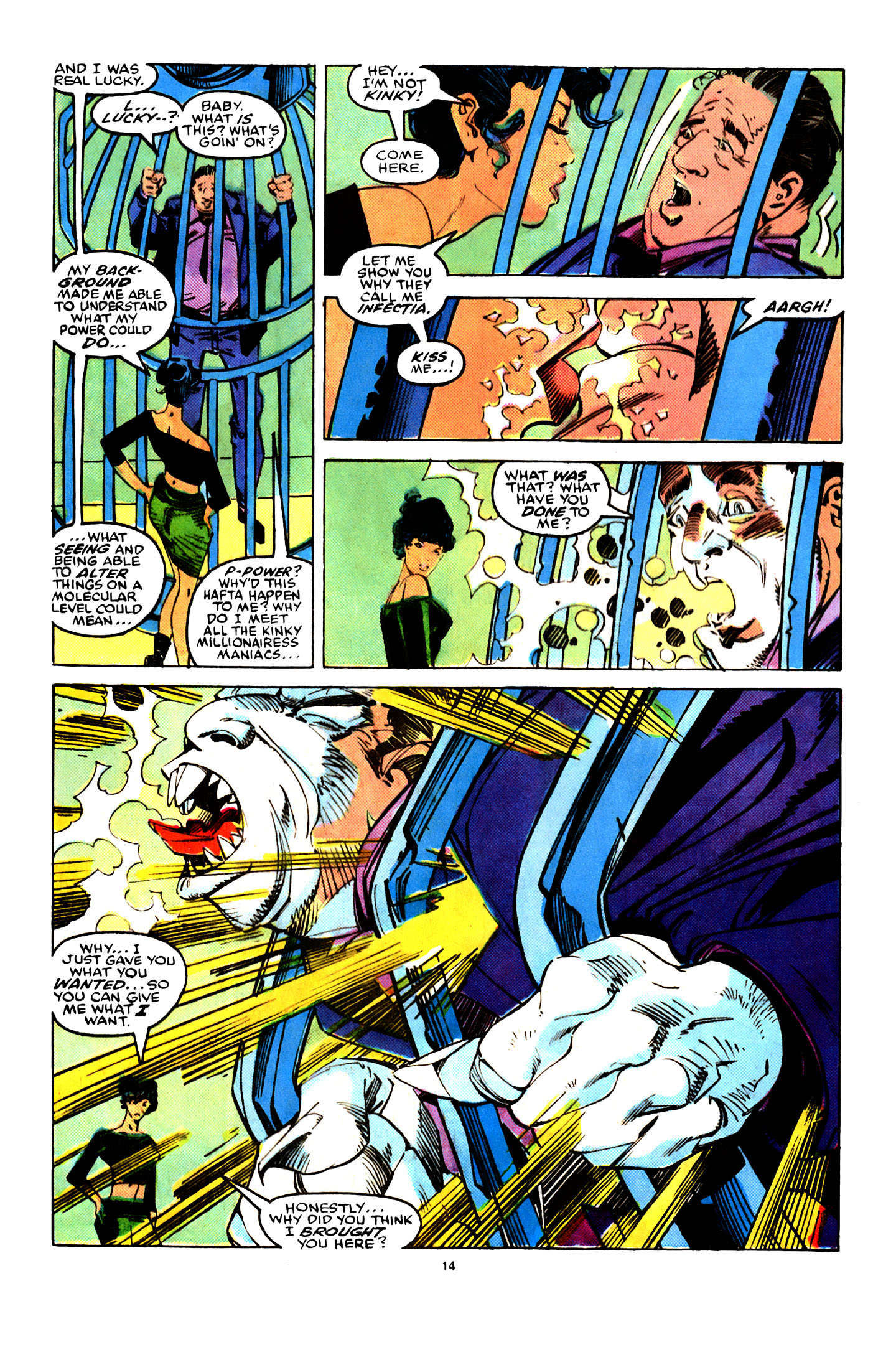 Read online X-Factor (1986) comic -  Issue #29 - 11